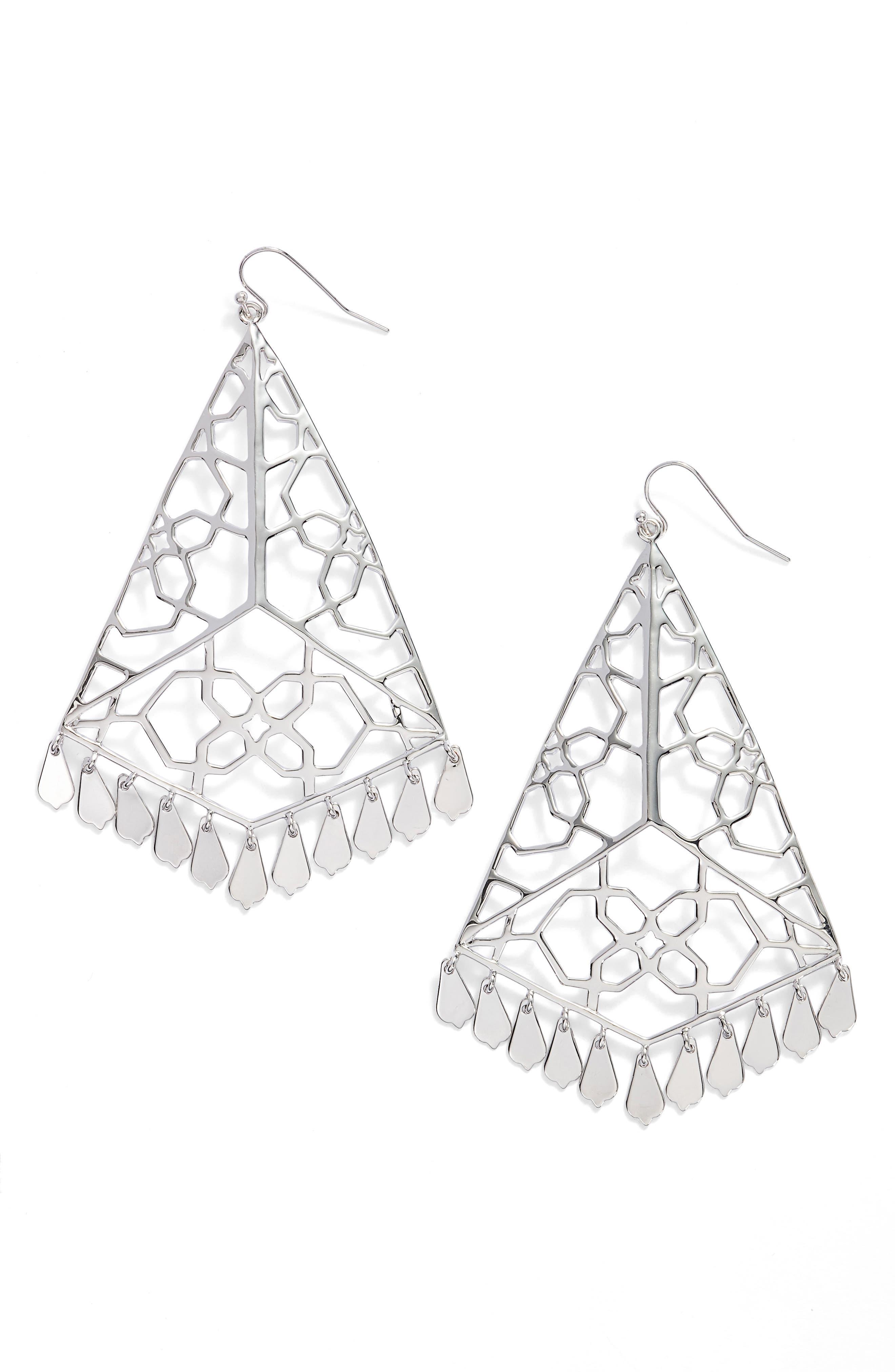 Samira Drop Earrings,                             Main thumbnail 1, color,                             040