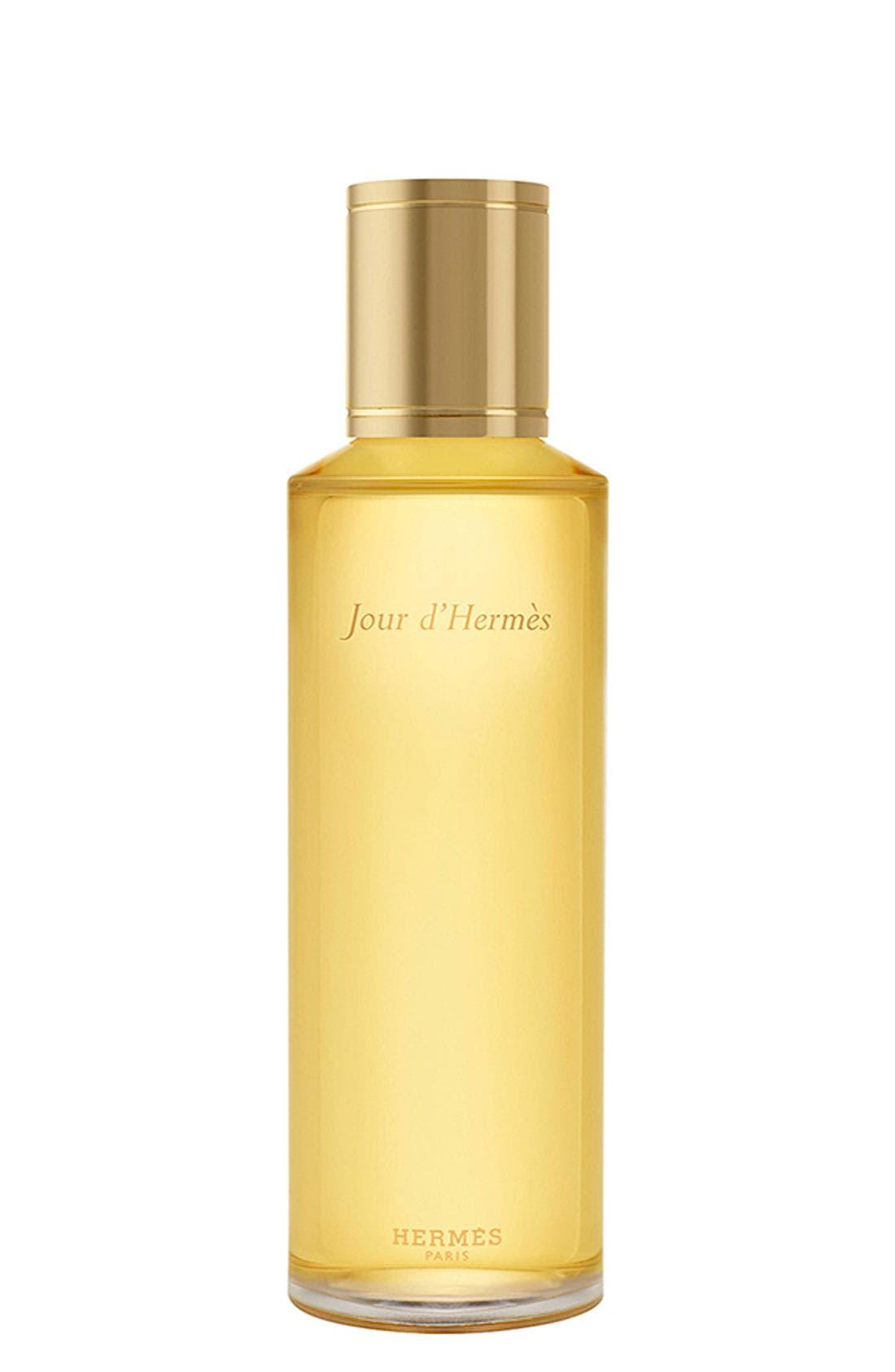 Jour d'Hermès - Eau de parfum,                             Main thumbnail 1, color,                             NO COLOR