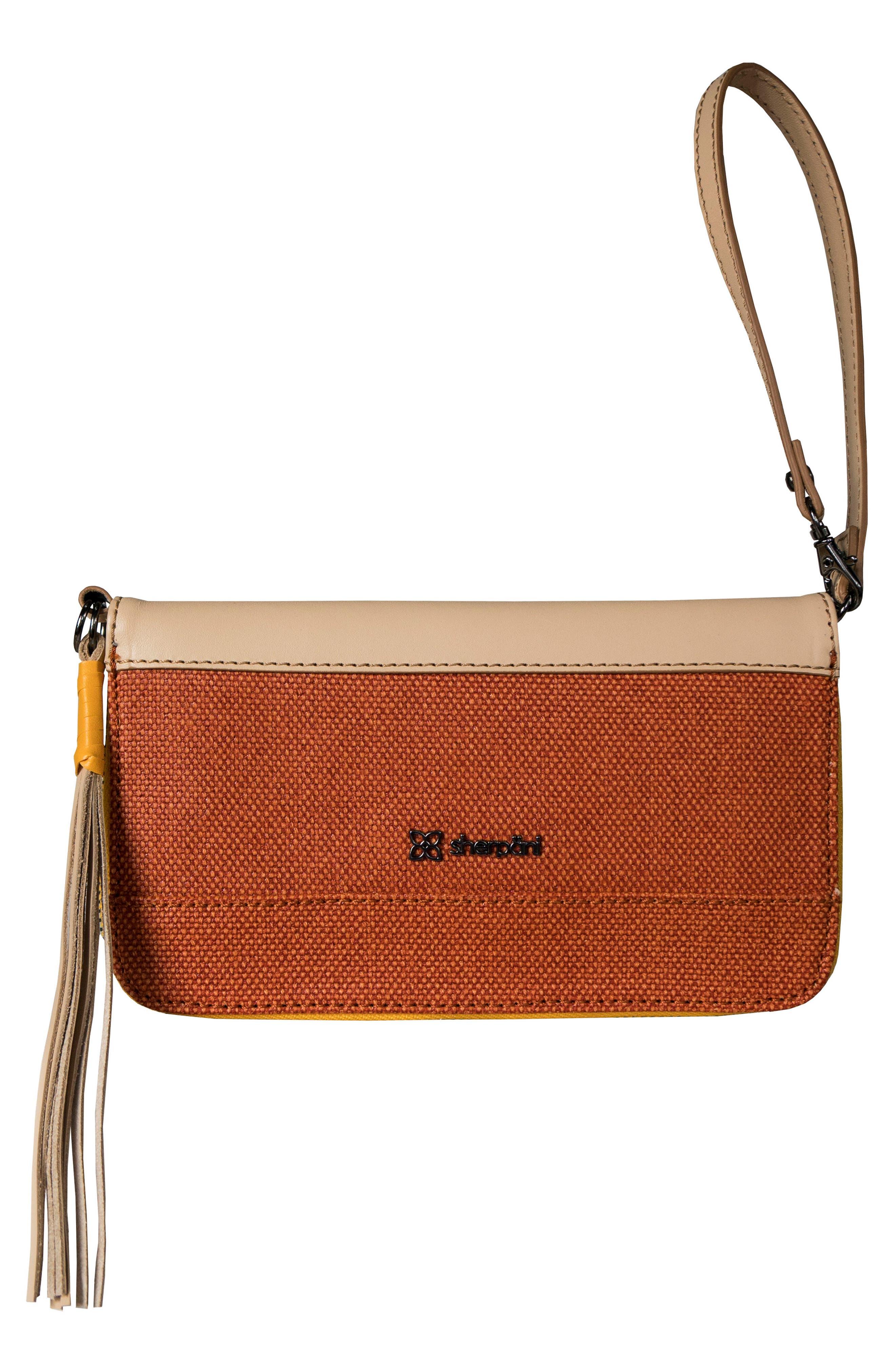 Tai Zip Around Wallet,                         Main,                         color, COPPER