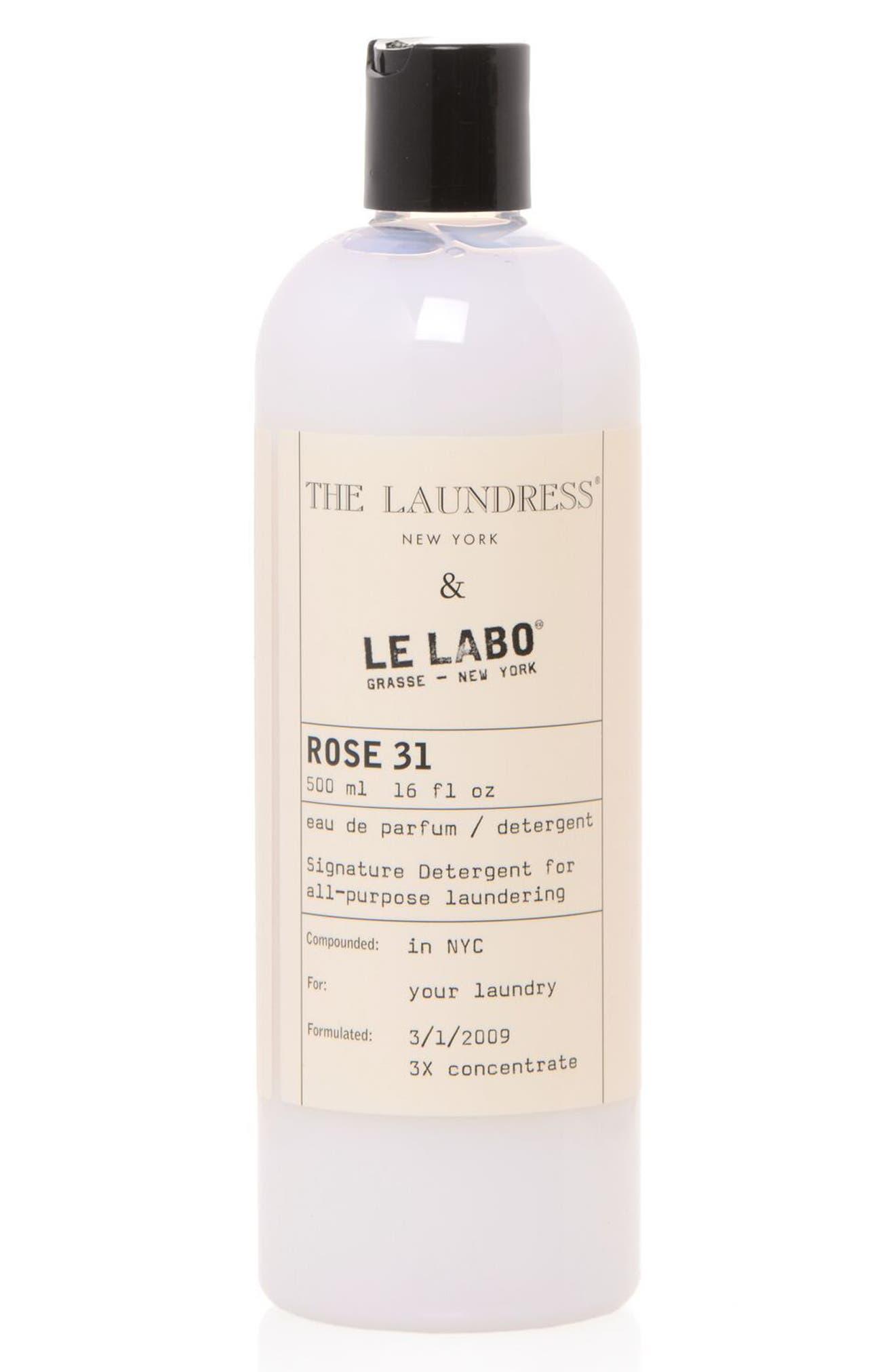Le Labo Rose 31 Signature Detergent,                             Main thumbnail 1, color,                             NO COLOR