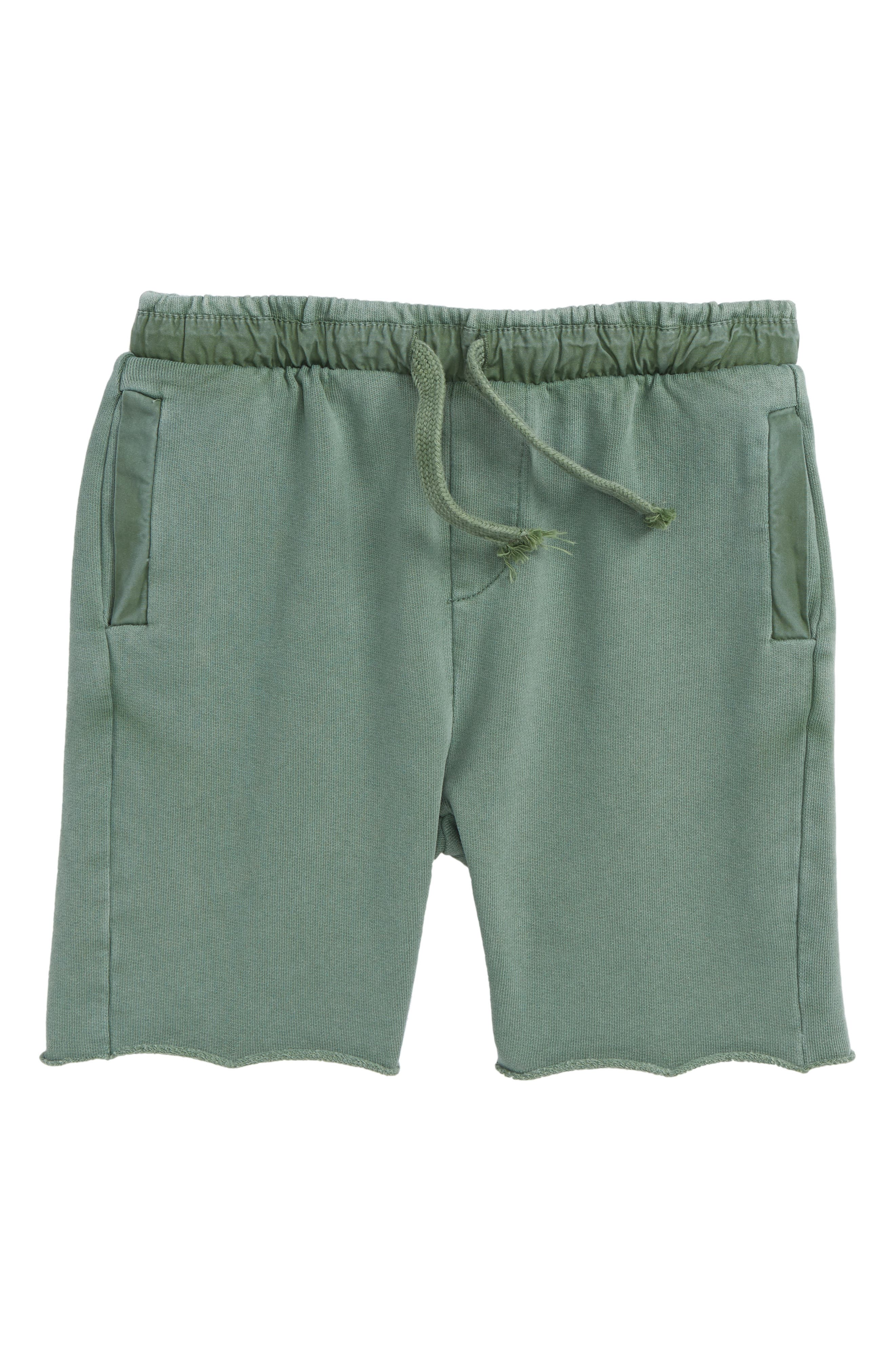 Kids Cullen Organic Cotton Shorts,                         Main,                         color, 370