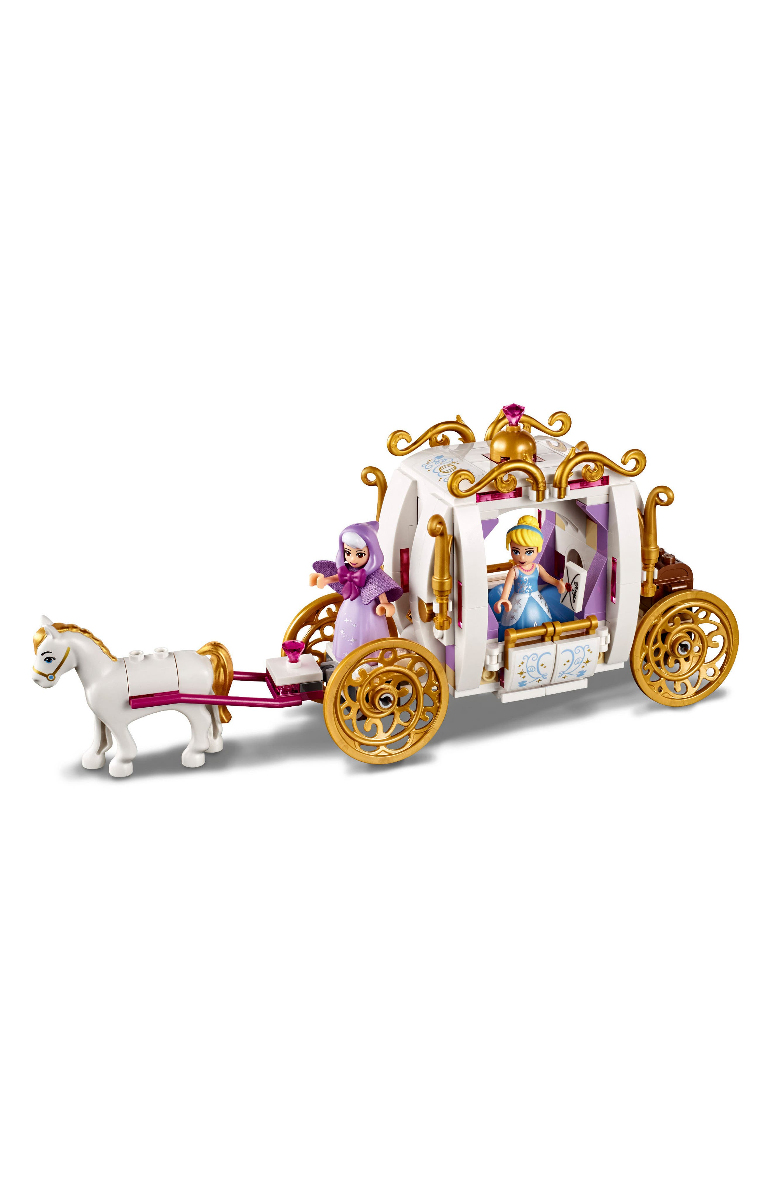 Disney<sup>™</sup> Cinderella's Enchanted Evening Play Set - 41146,                             Alternate thumbnail 3, color,                             100