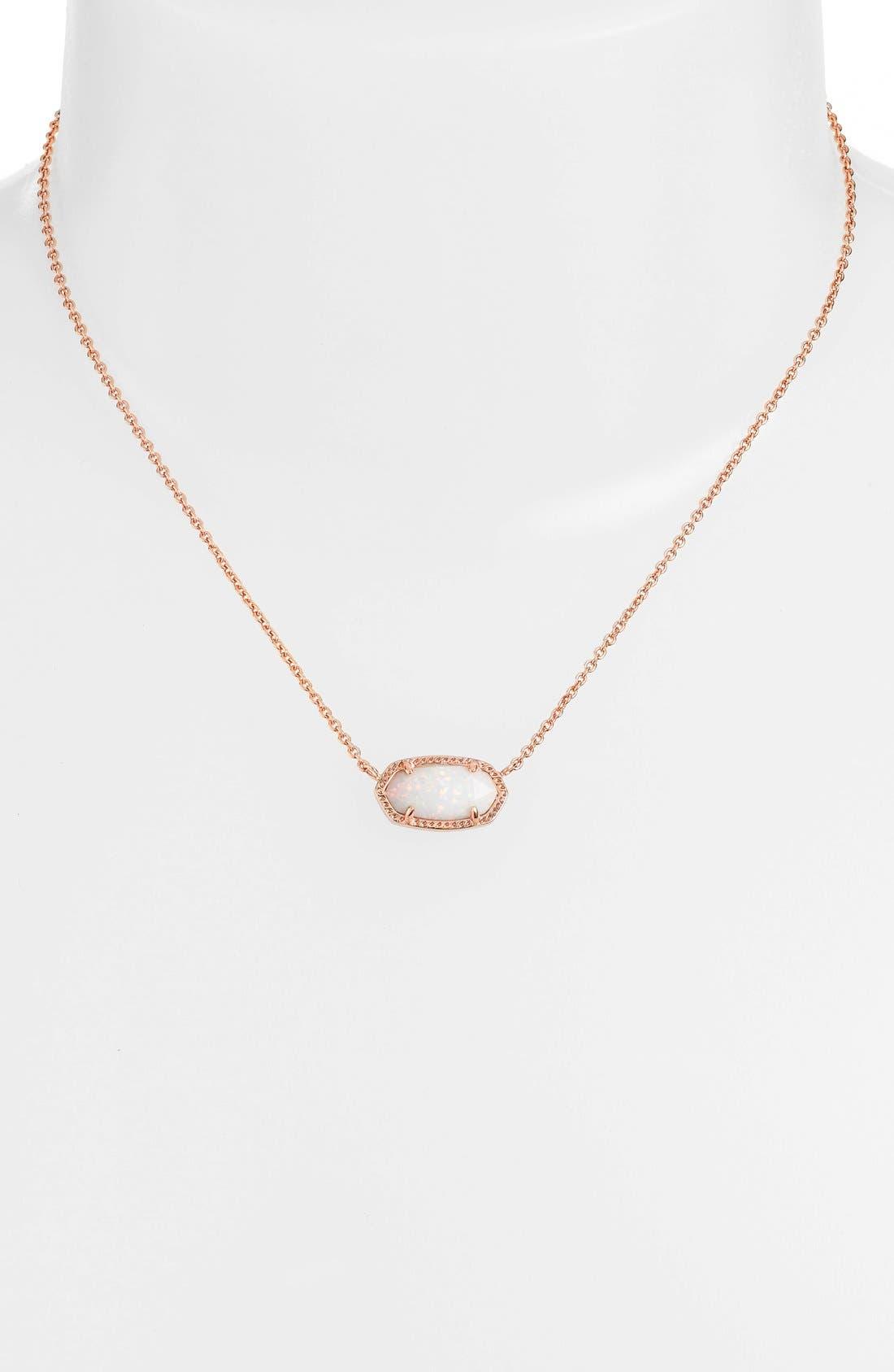'Elisa' Pendant Necklace,                             Alternate thumbnail 156, color,