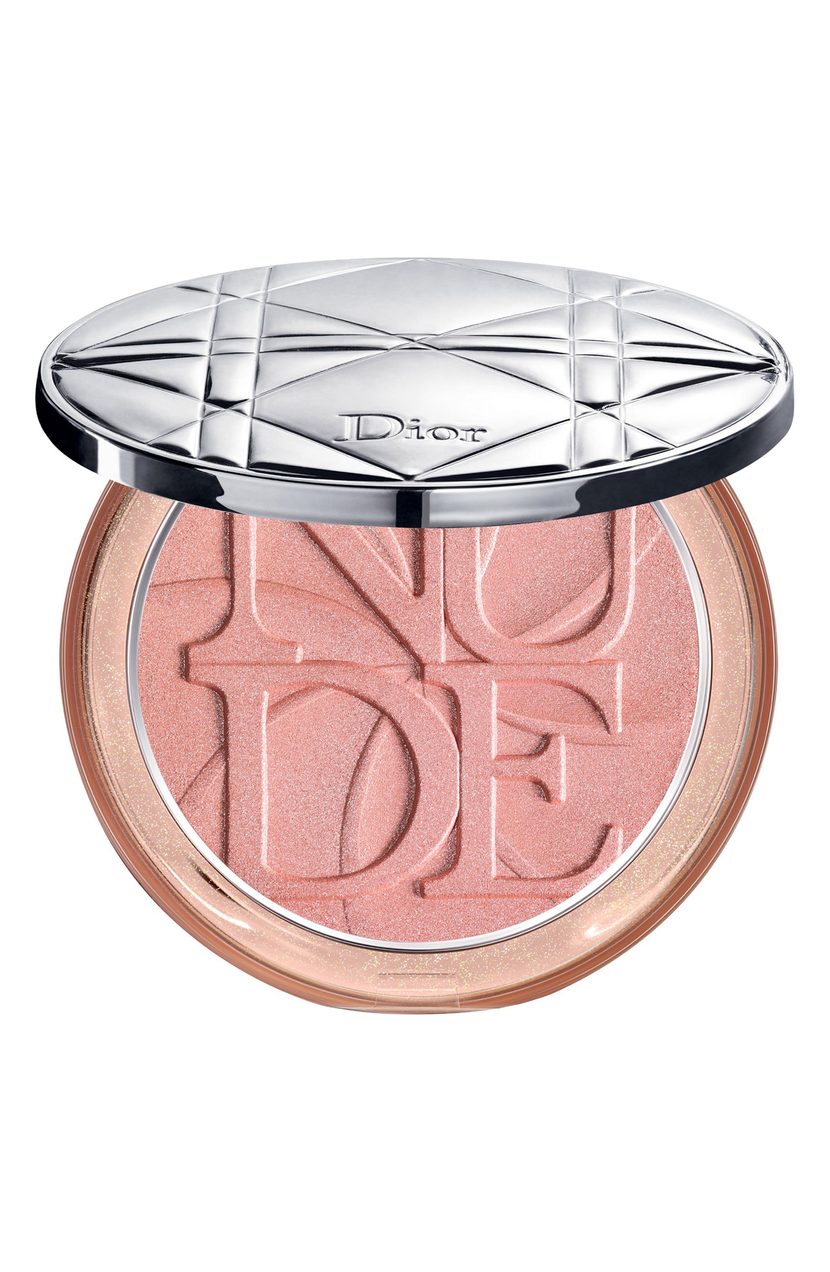 Diorskin Nude Luminizer Lolli'Glow Powder,                             Main thumbnail 1, color,                             PINK DELIGHT