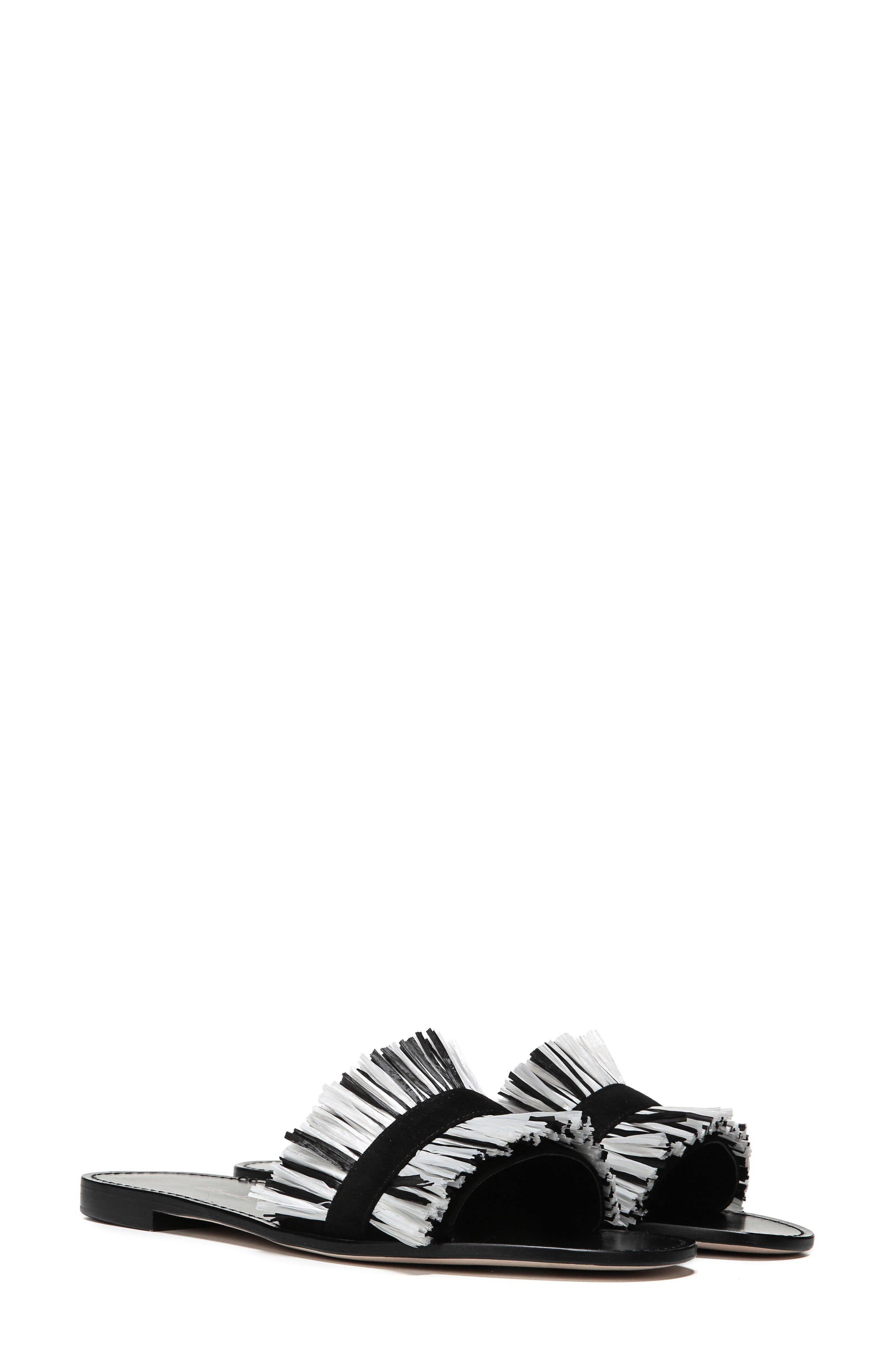 Eilat Slide Sandal,                             Alternate thumbnail 7, color,                             001