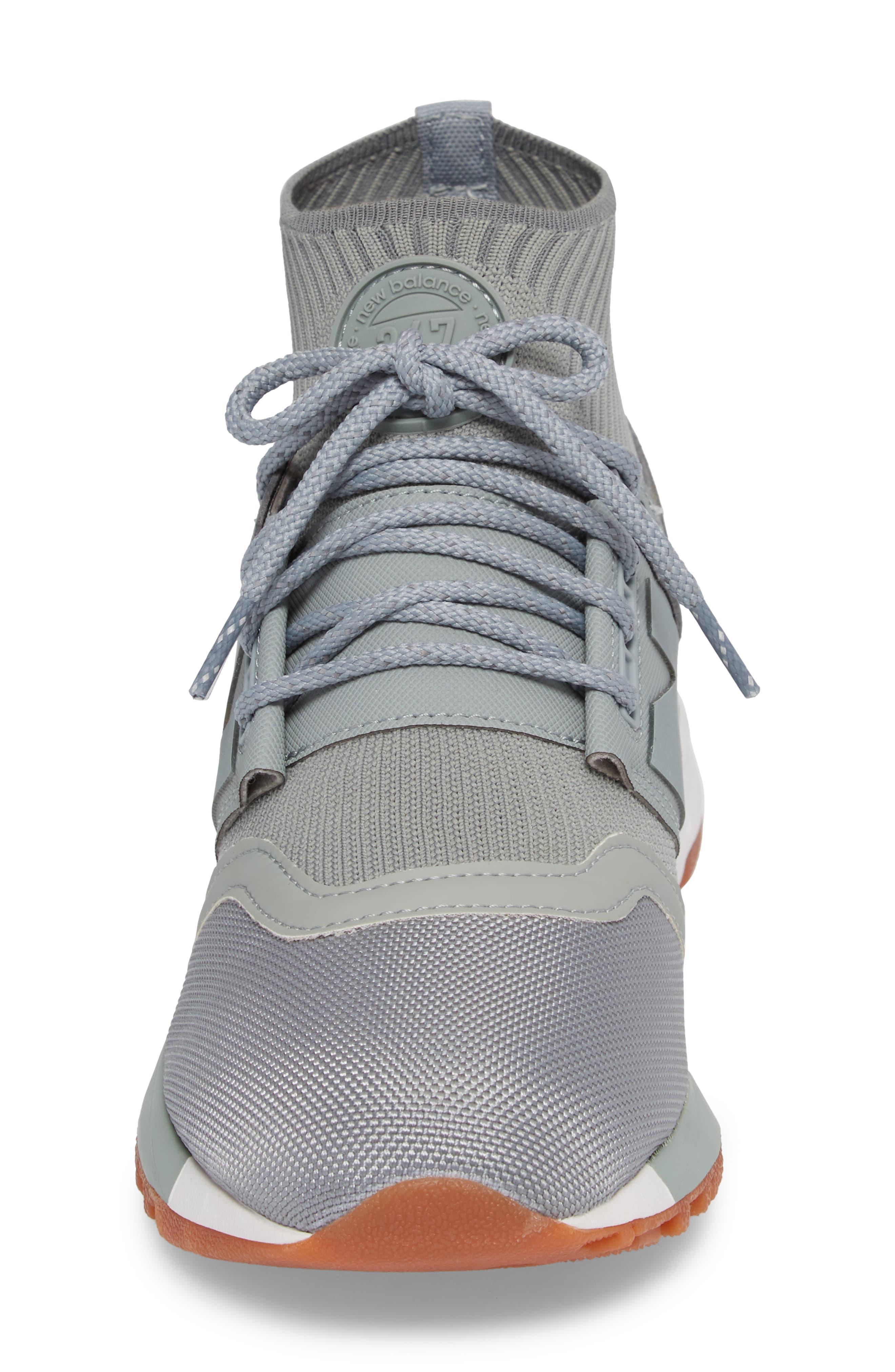 247 Mid Sneaker,                             Alternate thumbnail 14, color,