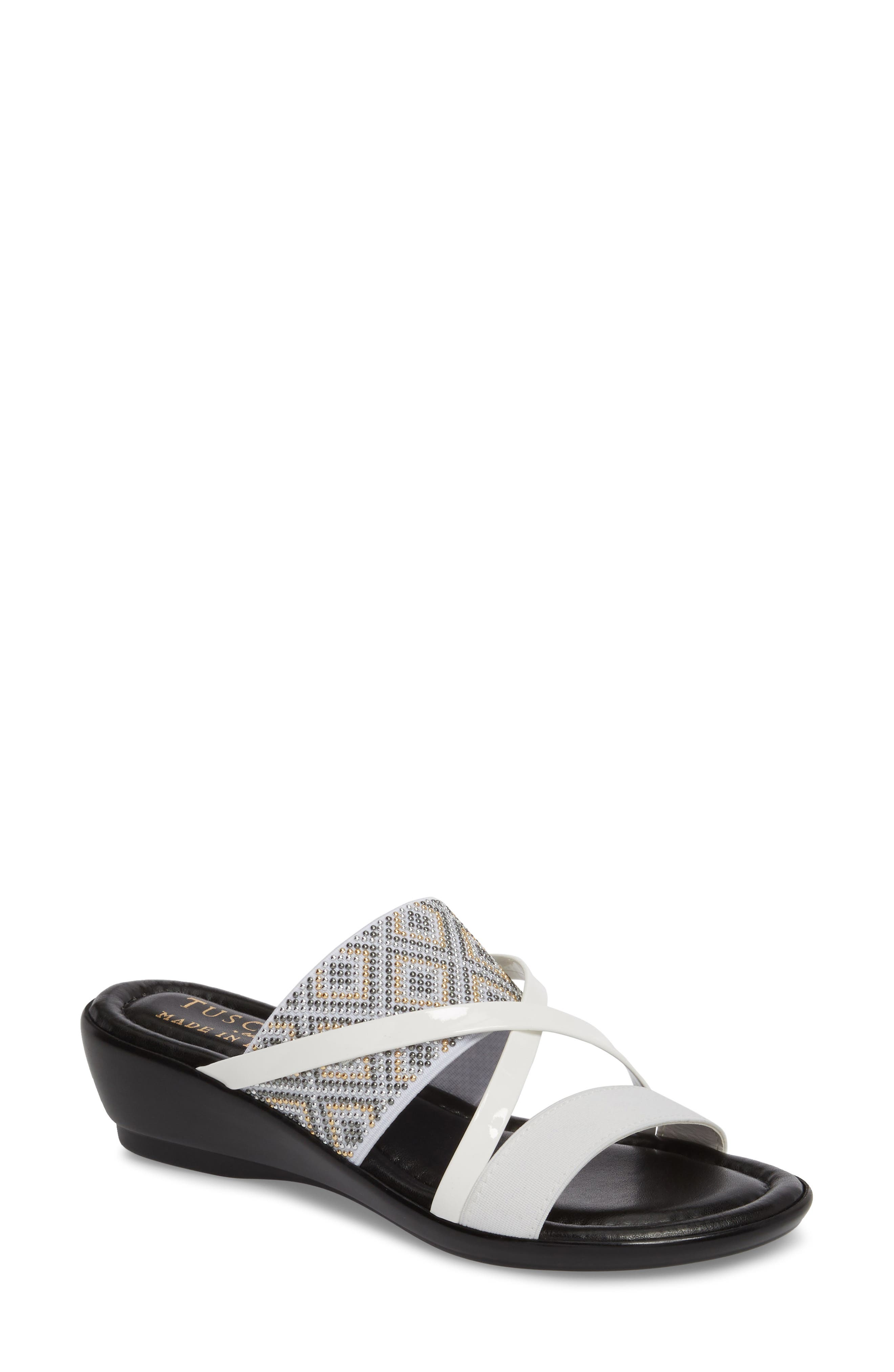 by Easy Street<sup>®</sup> Palazzo Sandal,                             Main thumbnail 3, color,