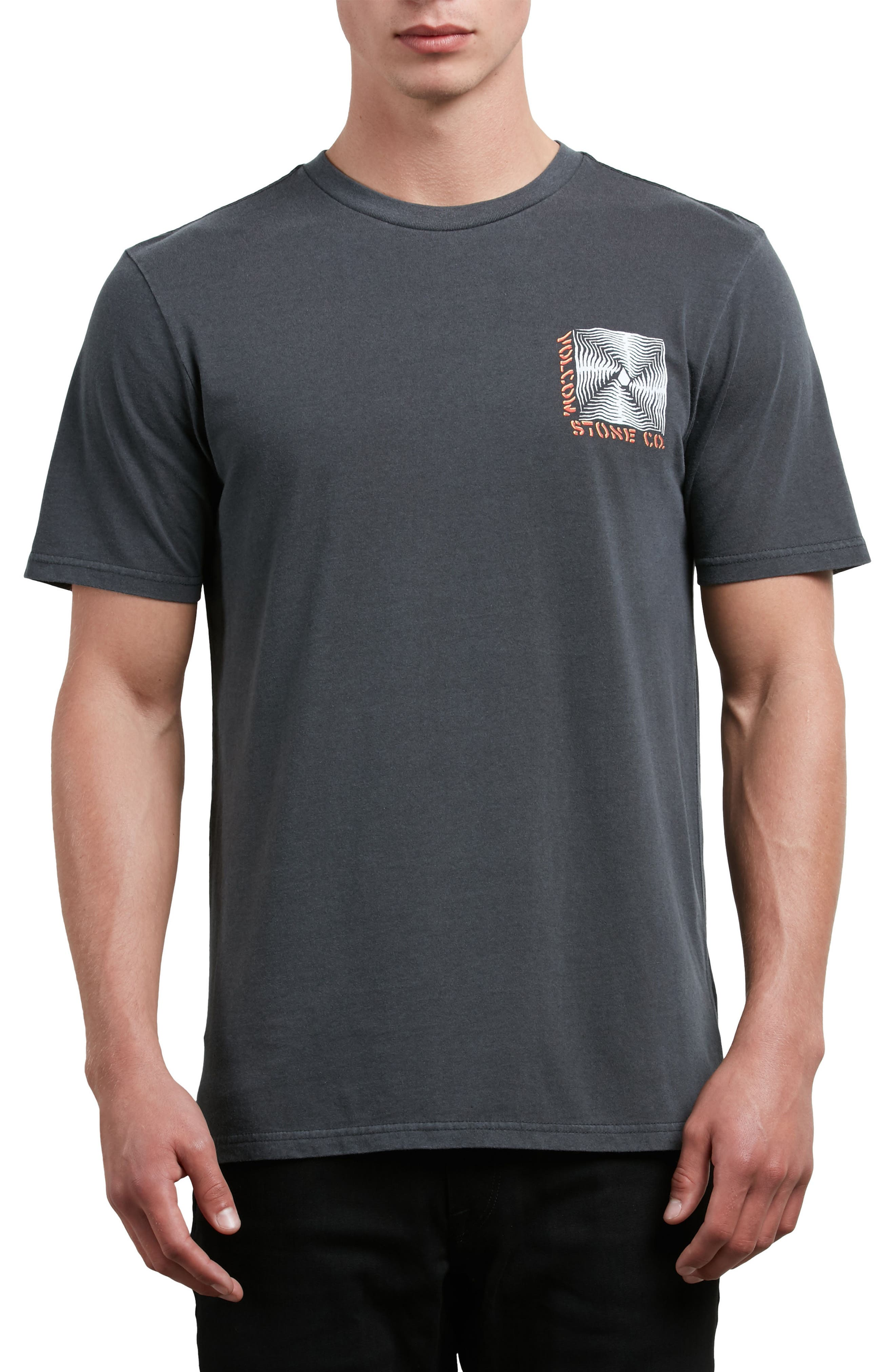 Stone Radiator Graphic T-Shirt,                         Main,                         color, 001