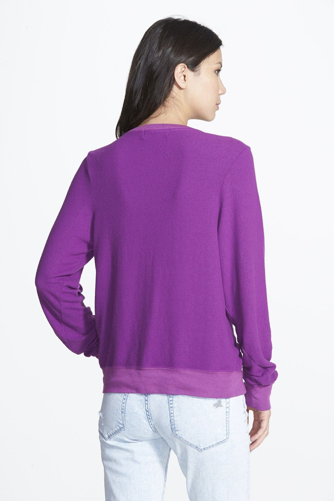 'Baggy Beach Jumper' Pullover,                             Alternate thumbnail 197, color,
