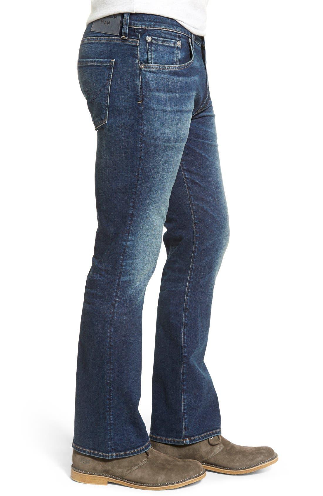Bootcut Jeans,                             Alternate thumbnail 6, color,                             420