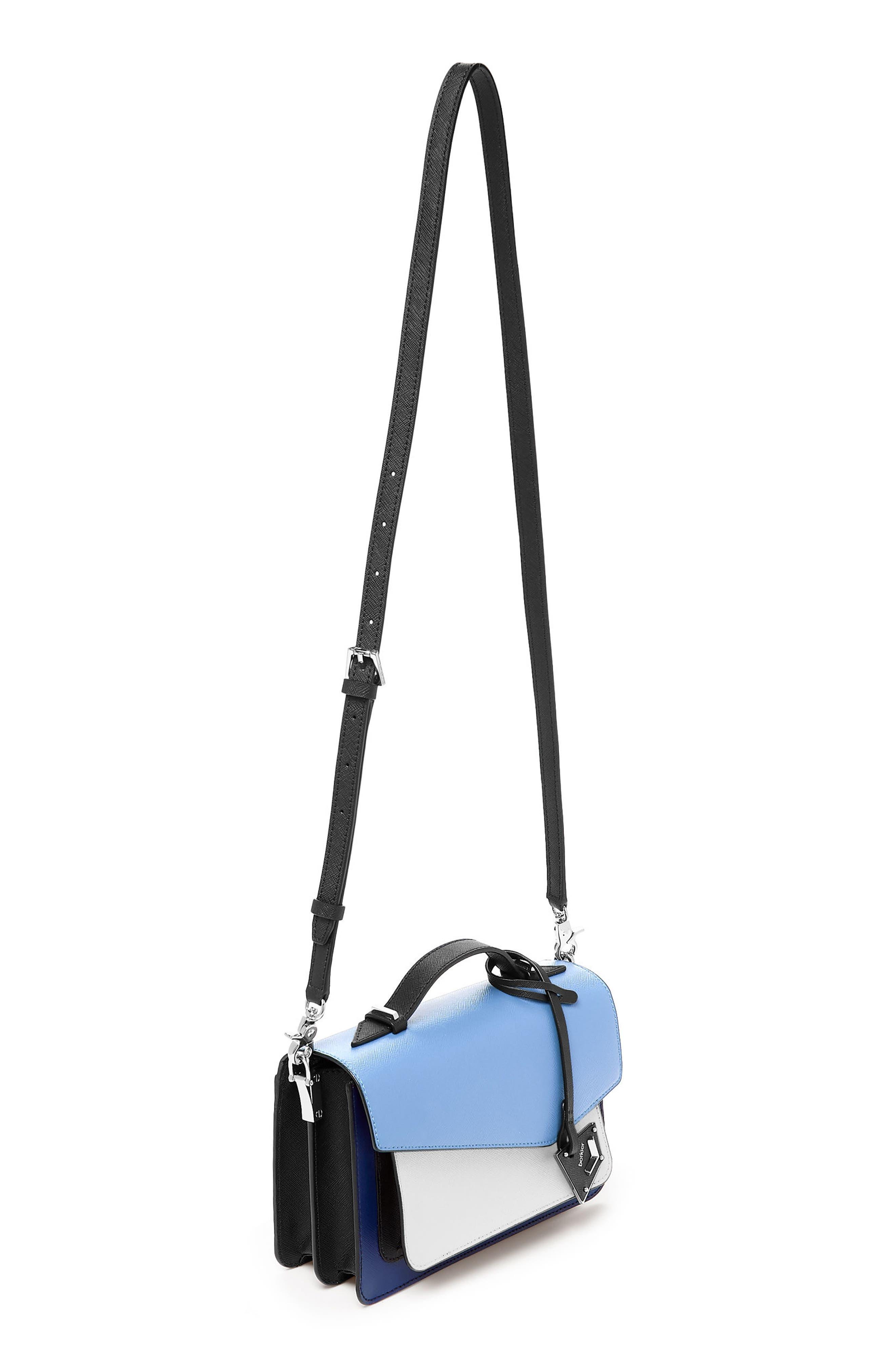 Cobble Hill Leather Crossbody Bag,                             Alternate thumbnail 107, color,