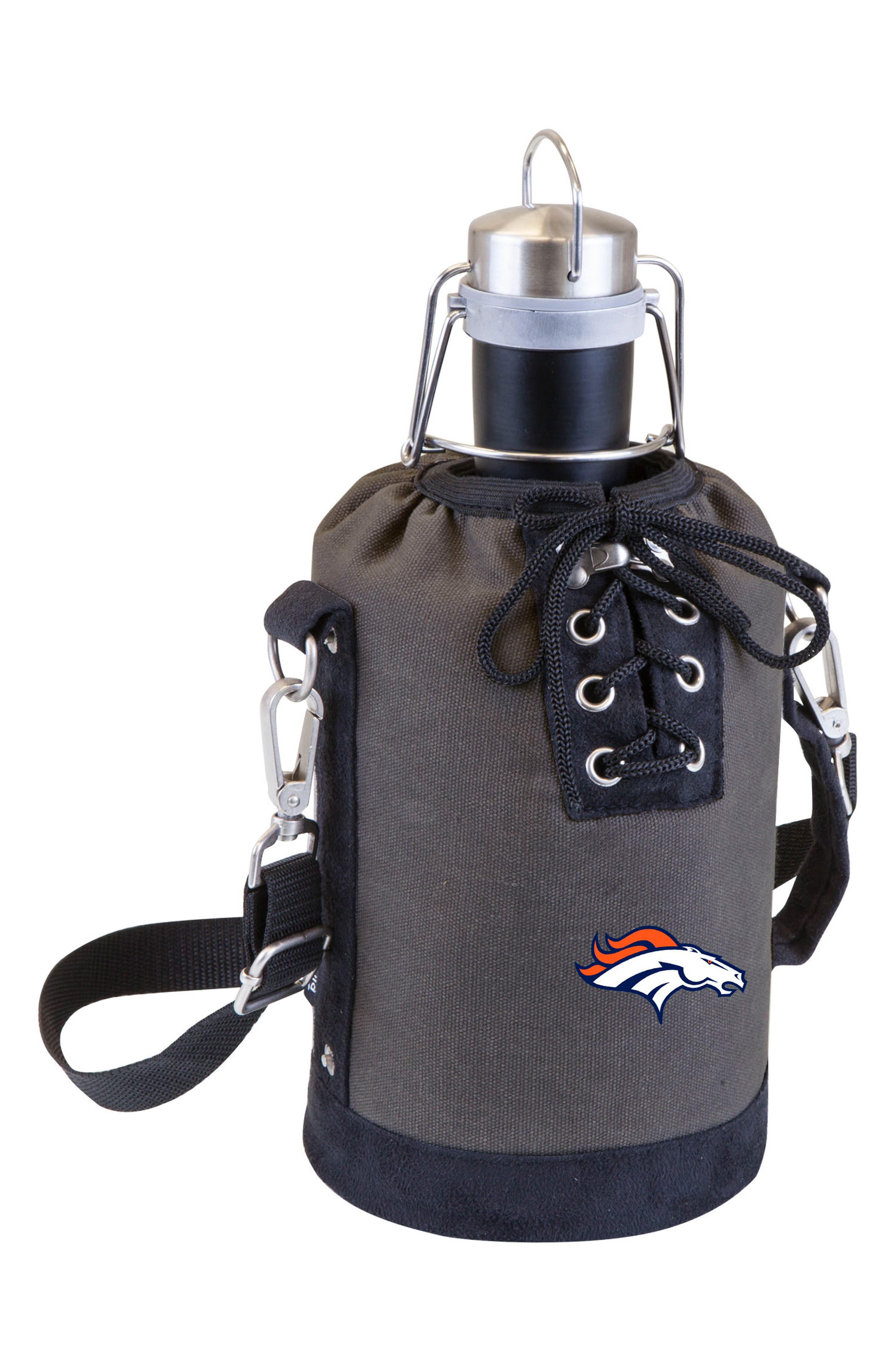 NFL Team Logo Tote & Stainless Steel Growler,                             Main thumbnail 10, color,