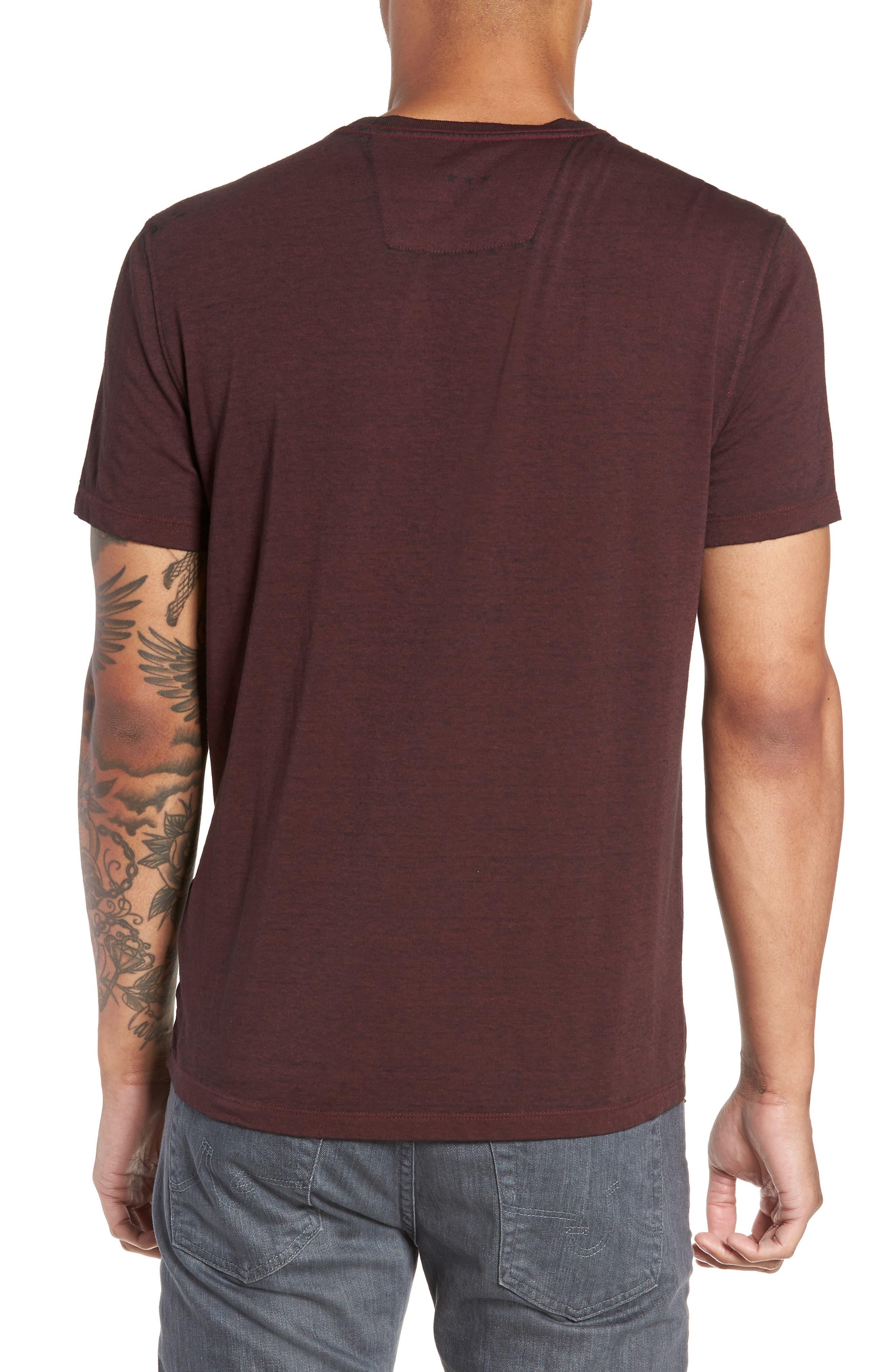 Fleur de Lis Graphic T-Shirt,                             Alternate thumbnail 2, color,                             930