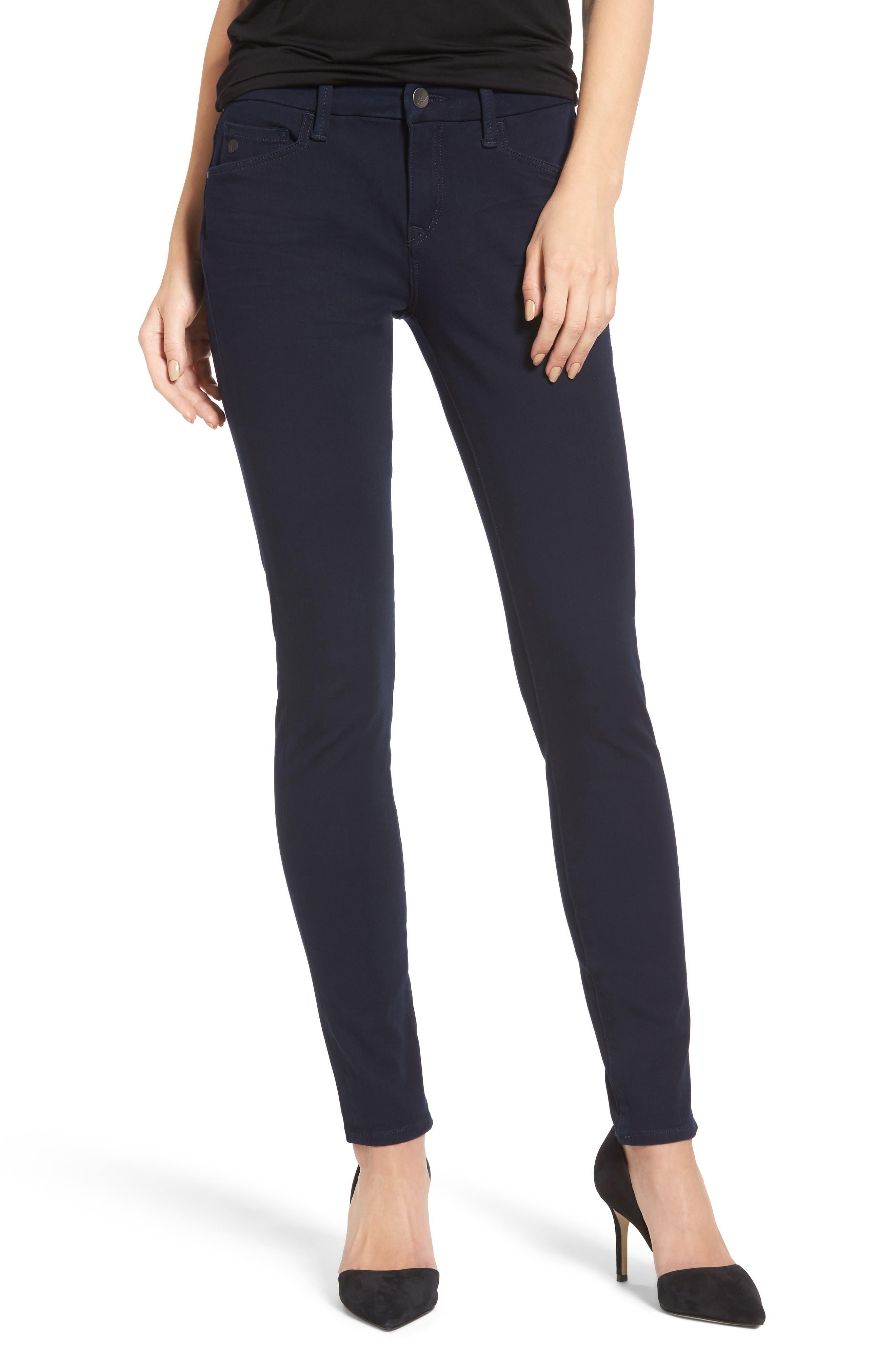 Alexa Stretch Skinny Jeans,                         Main,                         color, 401