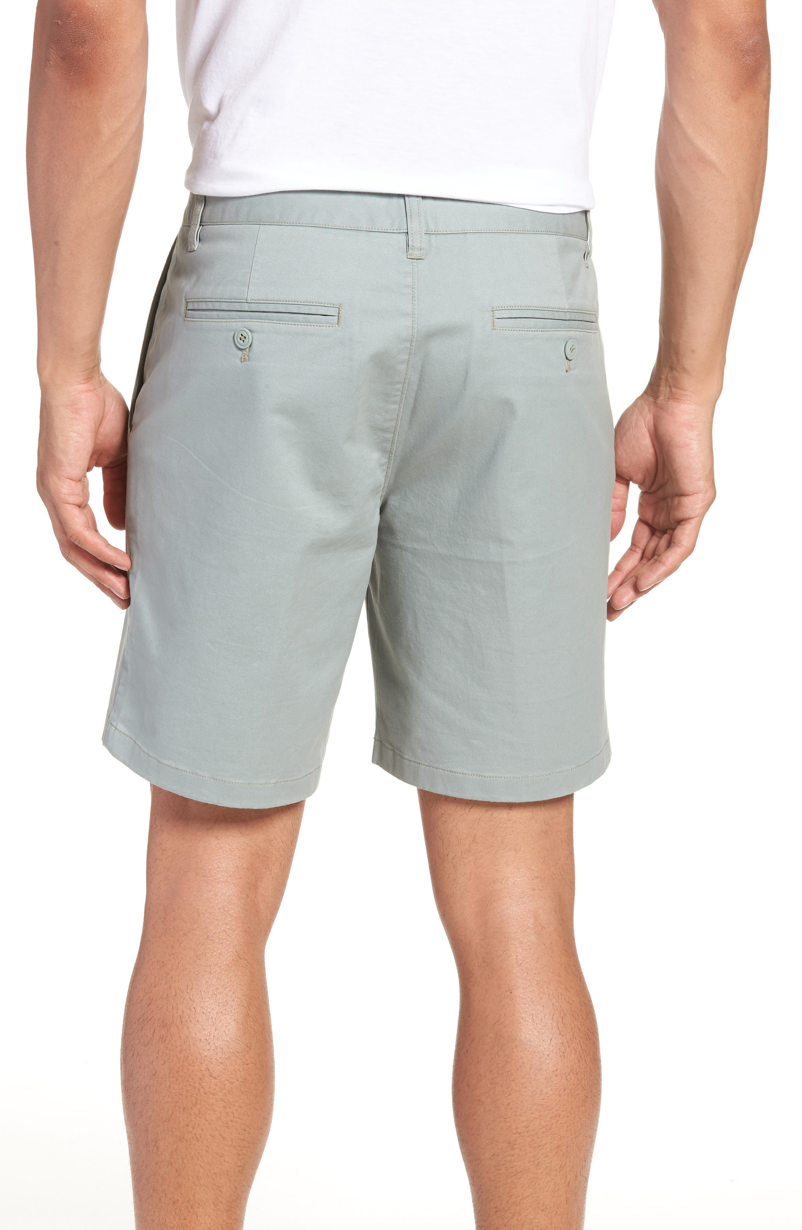 Stretch Chino 7-Inch Shorts,                             Alternate thumbnail 16, color,