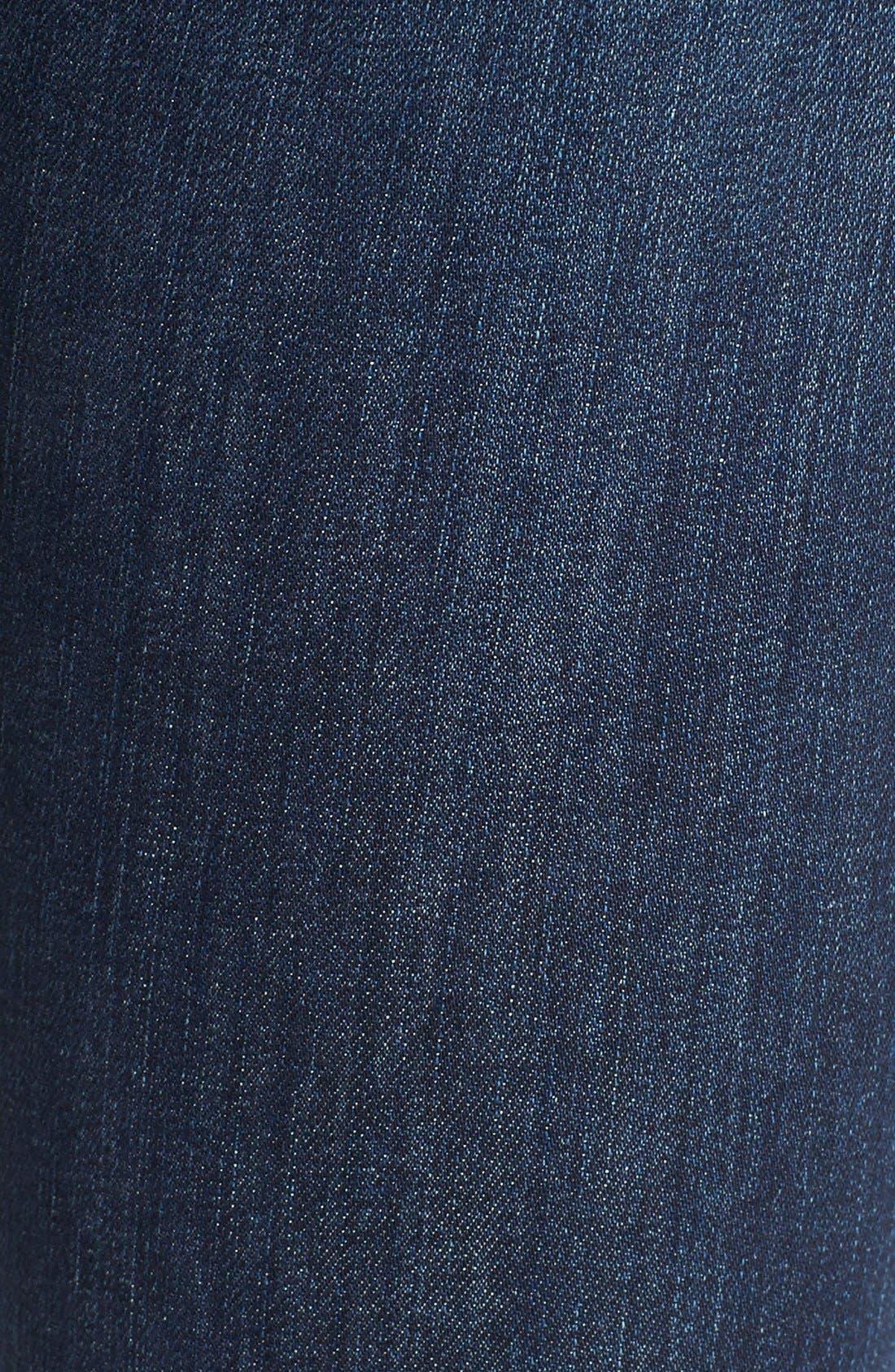 'Nico' Super Skinny Jeans,                             Alternate thumbnail 7, color,