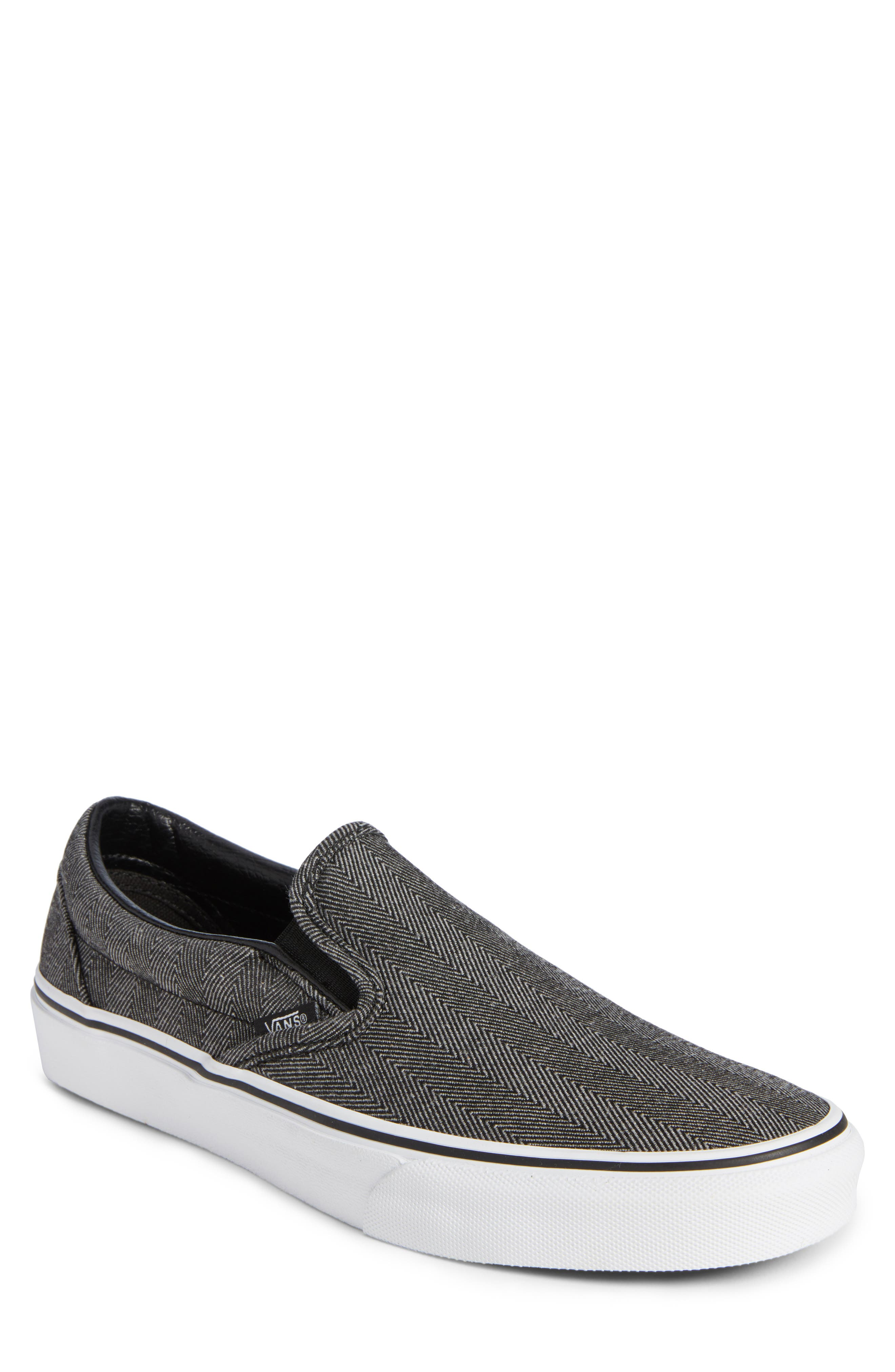 'Classic' Slip-On Sneaker,                         Main,                         color, 019