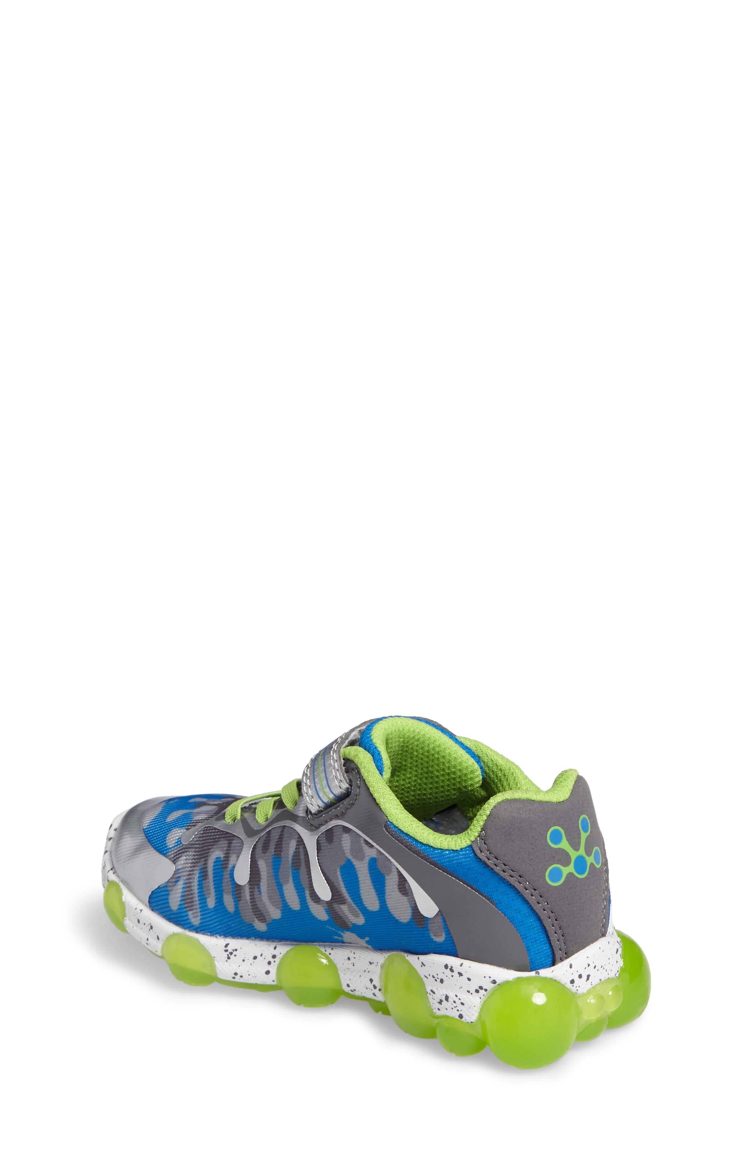 'Leepz' Light-Up Sneaker,                             Alternate thumbnail 12, color,