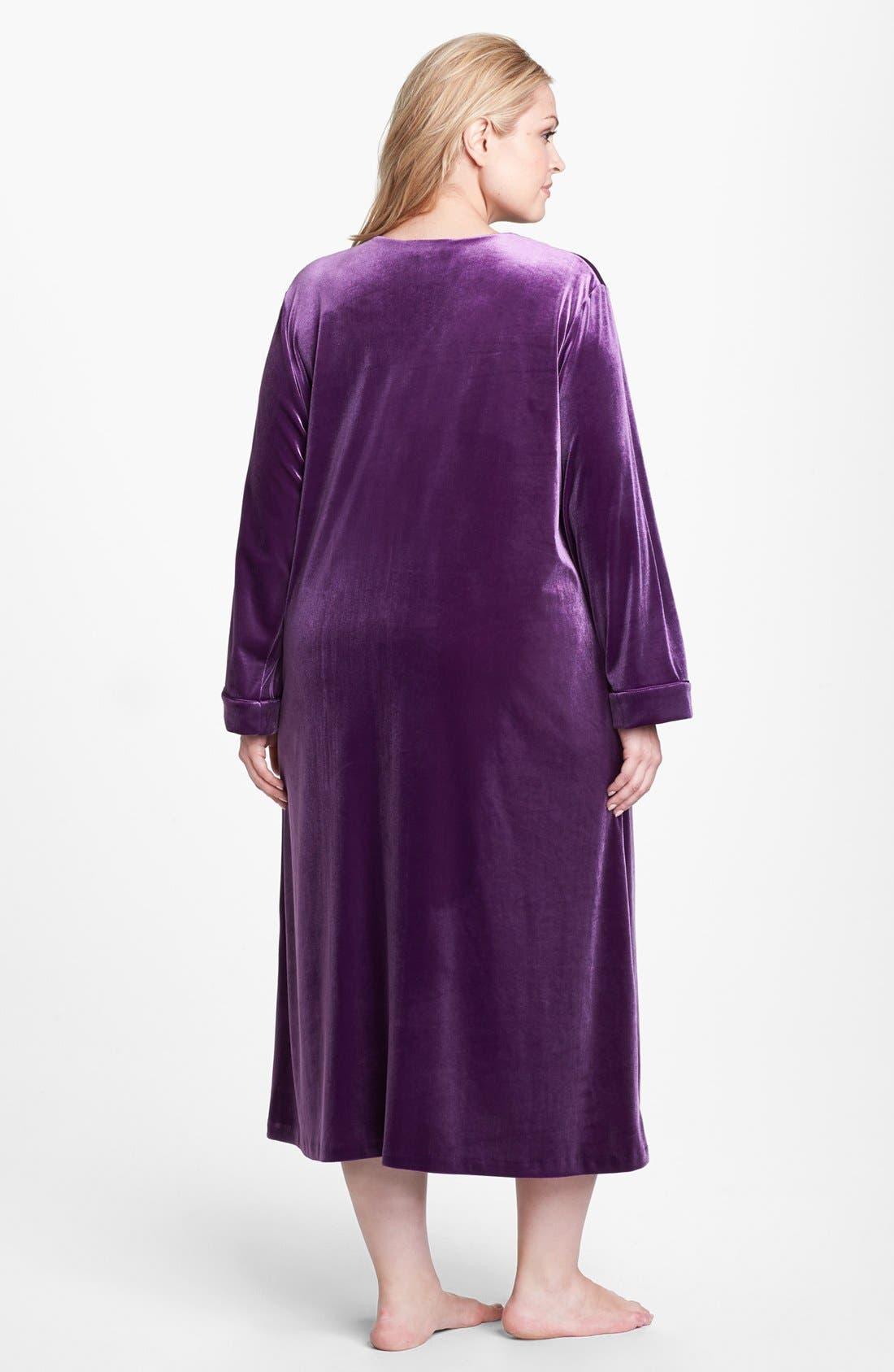 Sleepwear 'Zahara Nights' Robe,                             Alternate thumbnail 5, color,