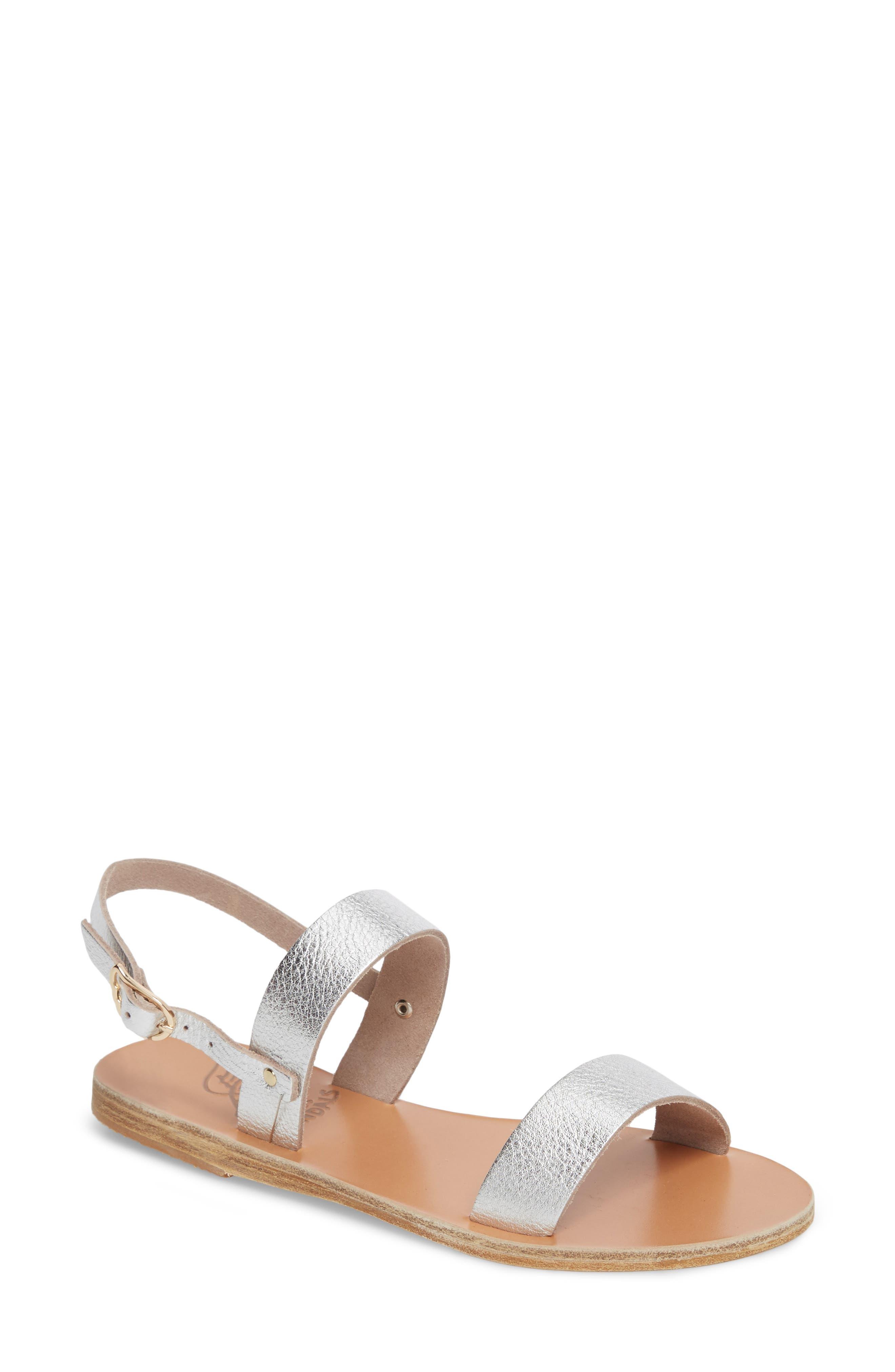 Clio Slingback Sandal,                         Main,                         color, 041