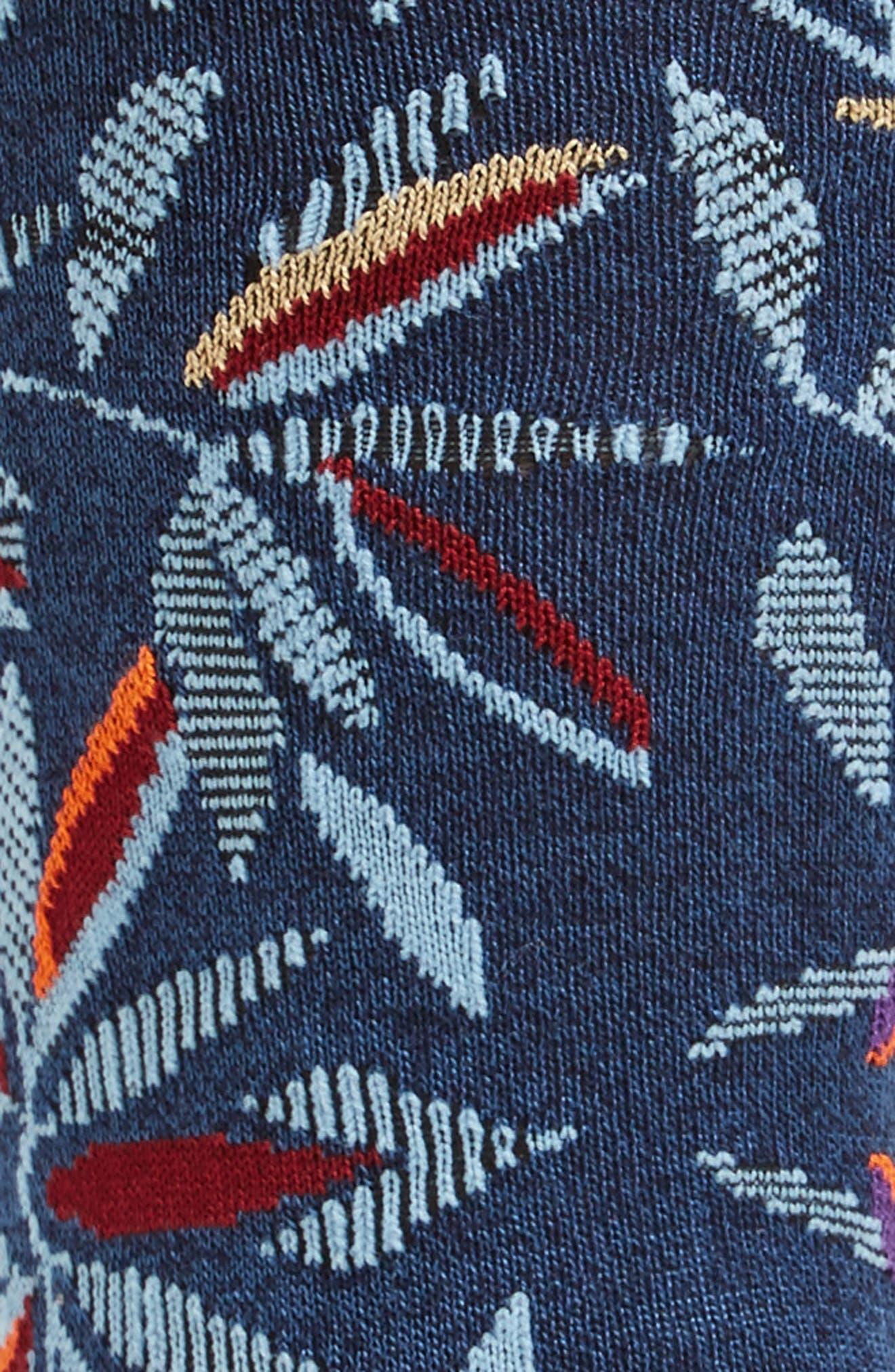 Tropical Socks,                             Alternate thumbnail 4, color,