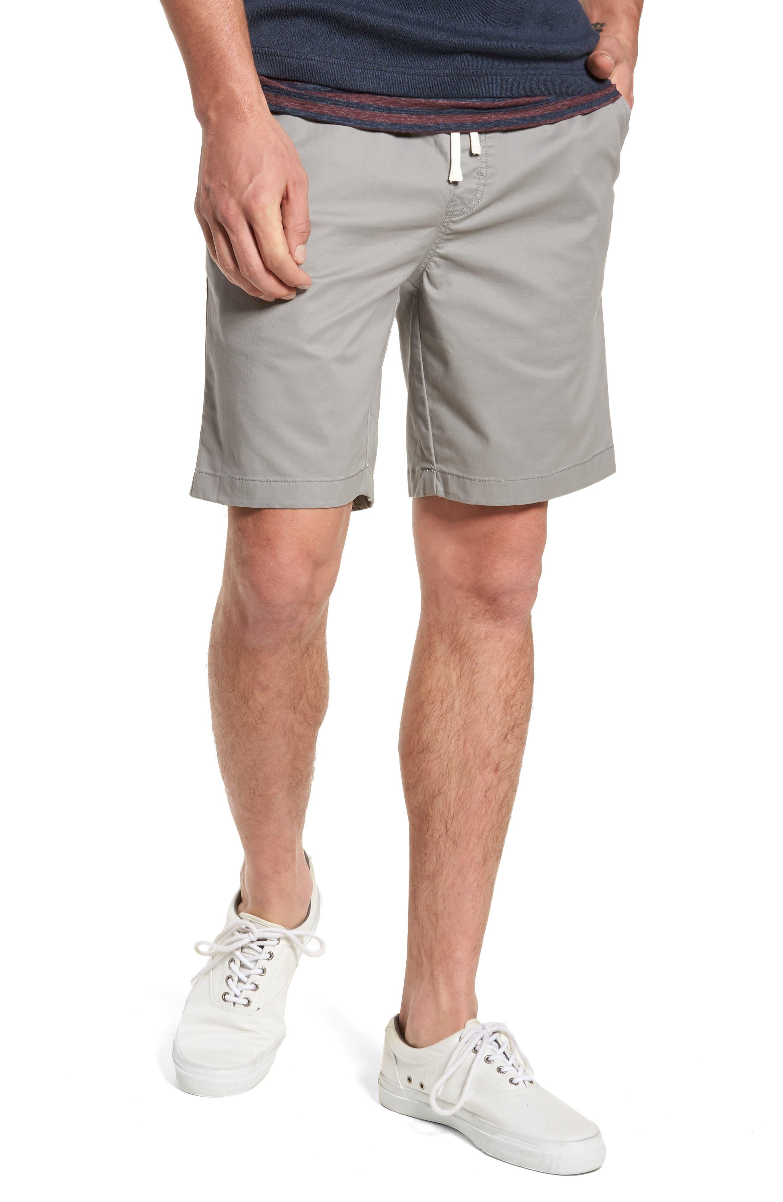 Ballard Slim Fit Shorts,                             Main thumbnail 1, color,                             030
