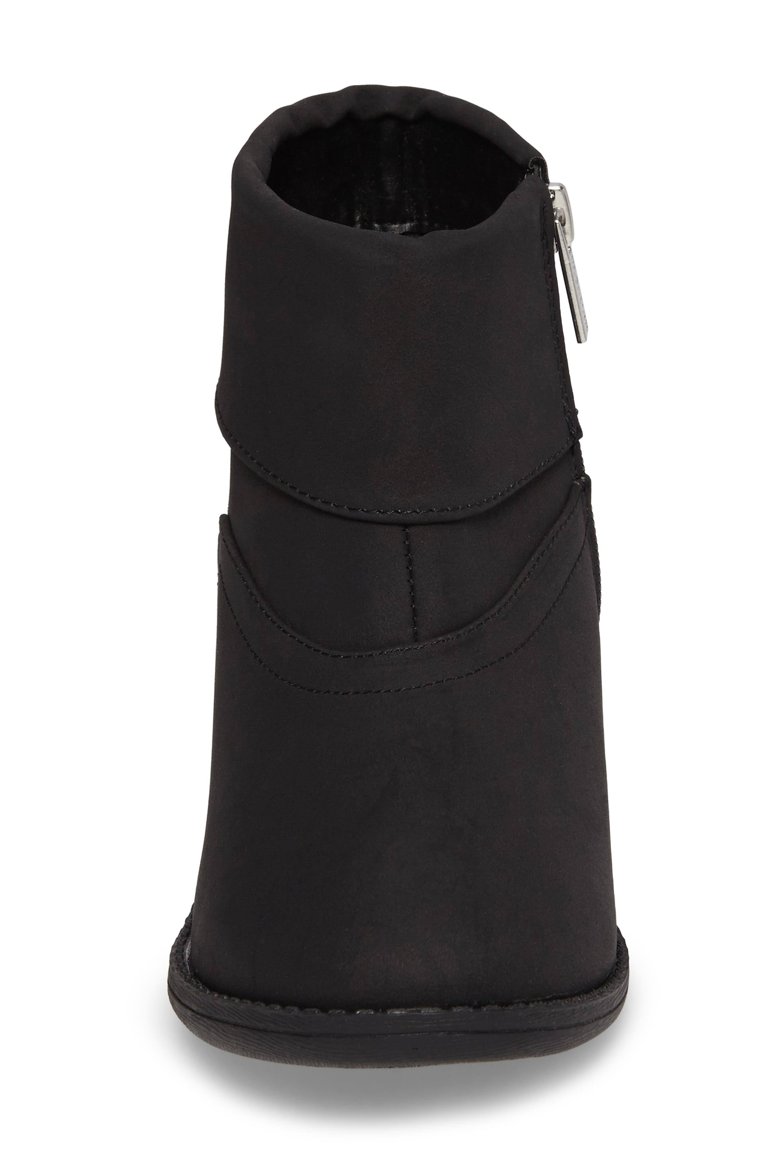 Taylor Star Bootie,                             Alternate thumbnail 4, color,                             001