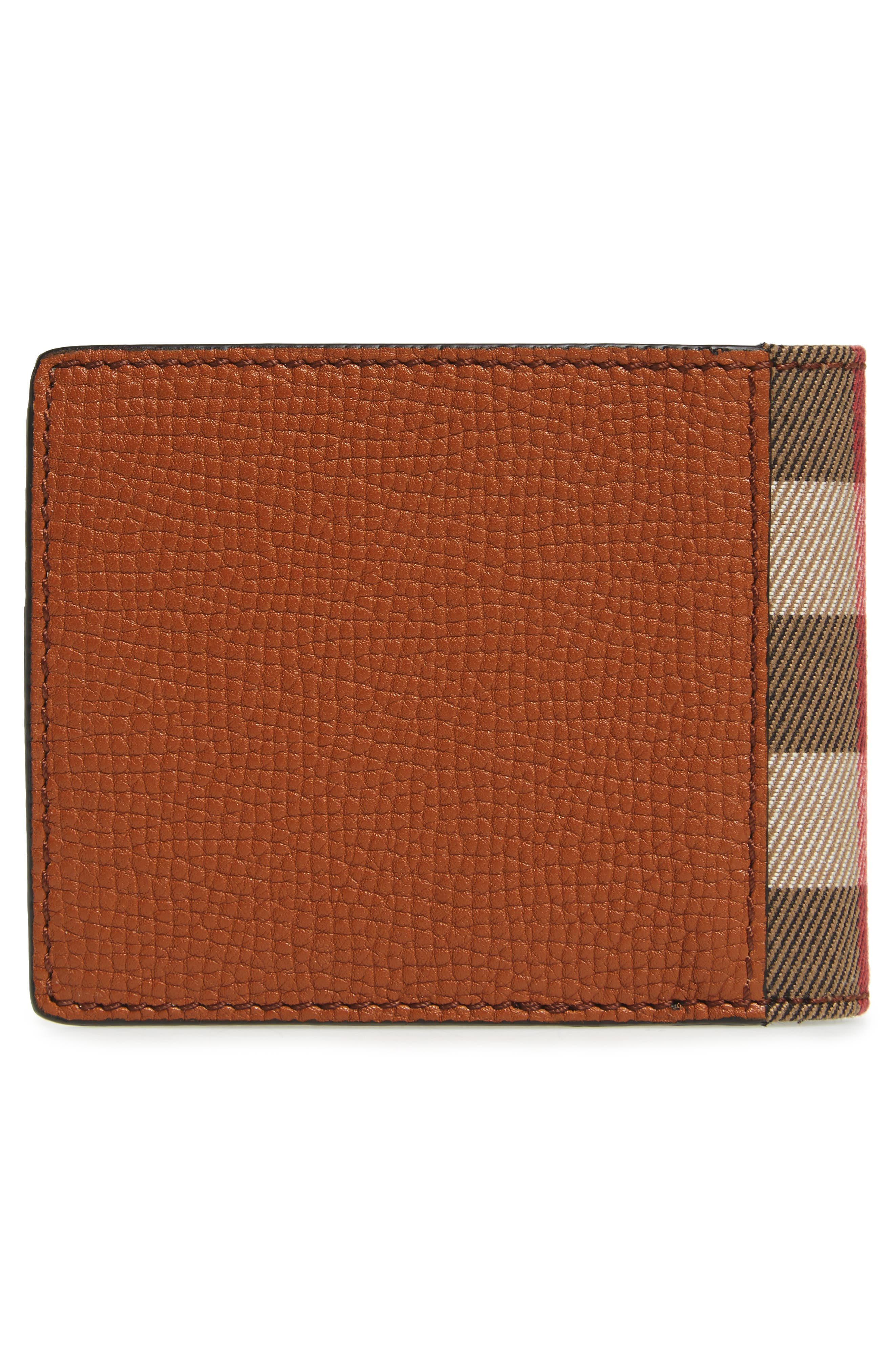 Leather Wallet,                             Alternate thumbnail 3, color,                             230