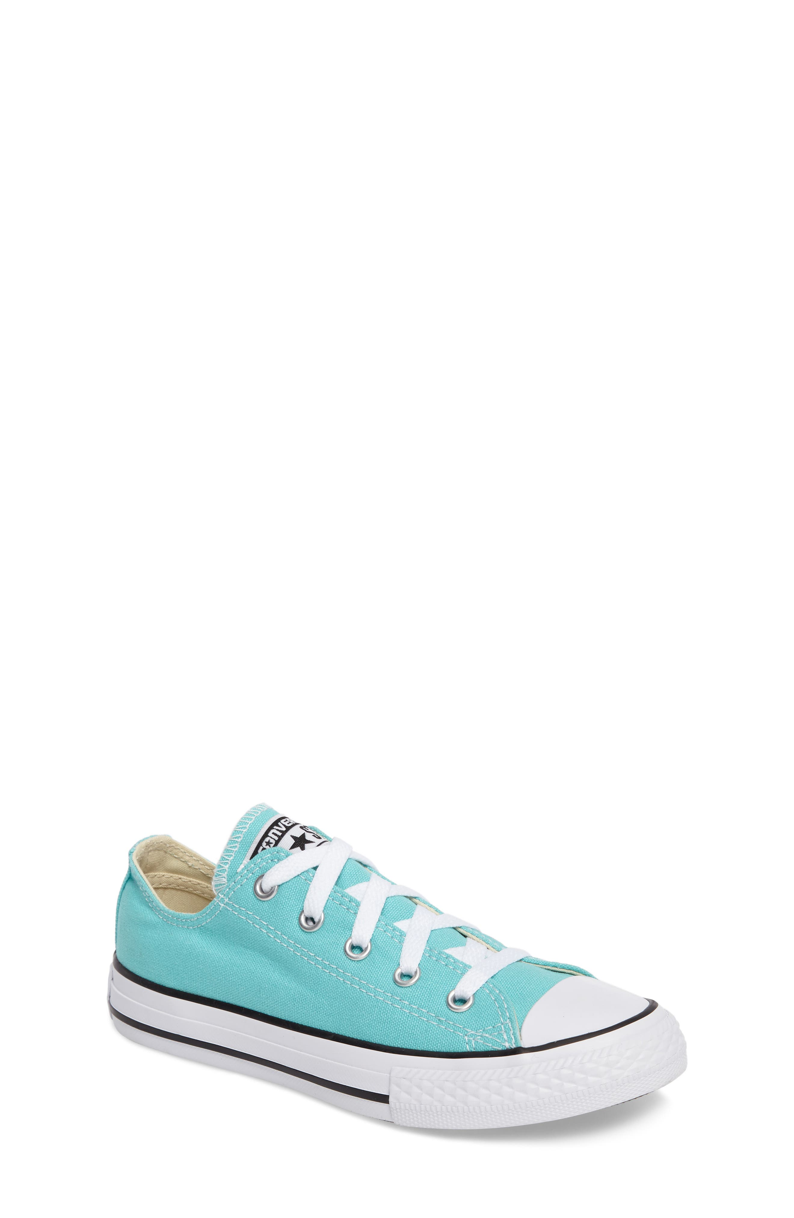 Chuck Taylor<sup>®</sup> All Star<sup>®</sup> Low Top Sneaker,                             Main thumbnail 1, color,                             406