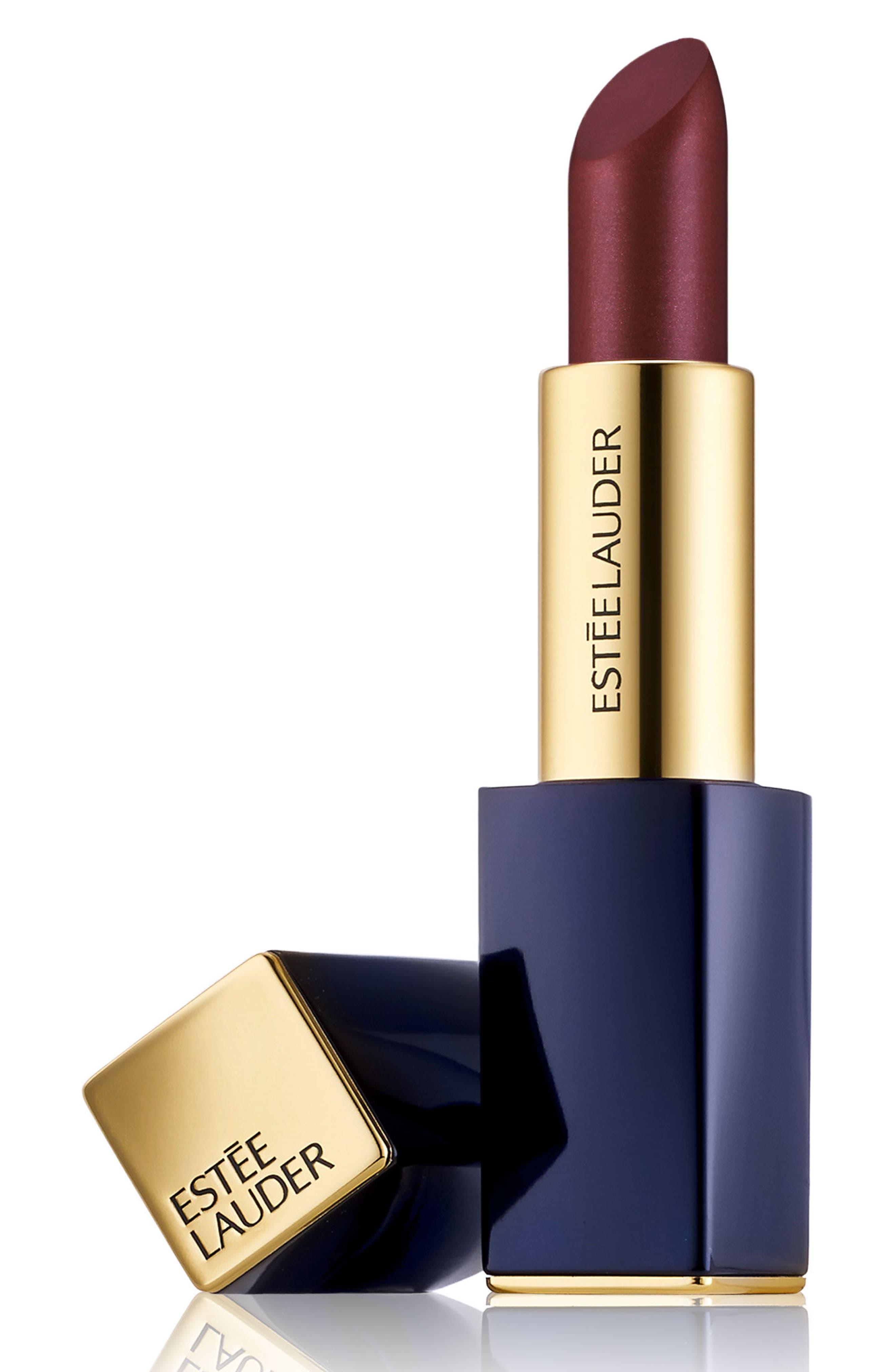 Pure Color Envy Metallic Matte Sculpting Lipstick,                         Main,                         color, 440 SMASH UP