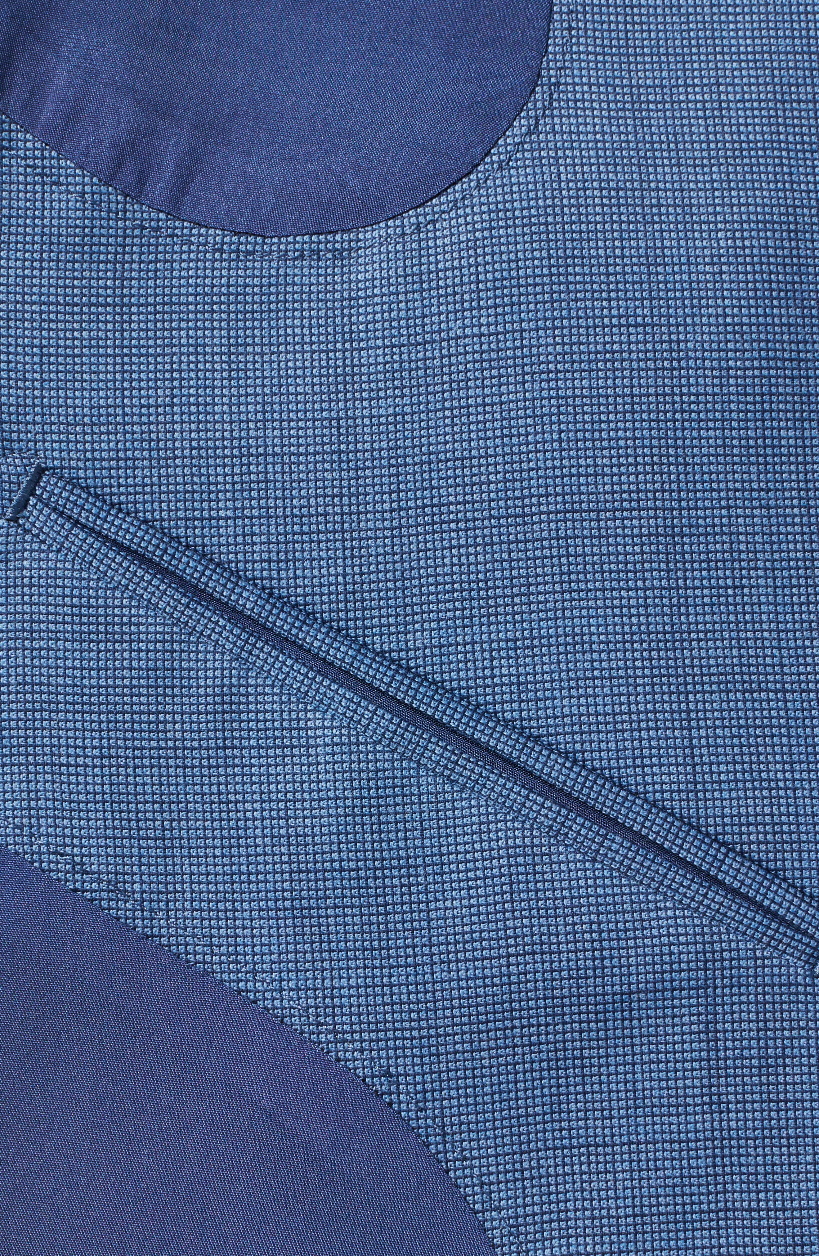 Jetsetter Trim Fit Stretch Solid Wool Suit Jacket,                             Alternate thumbnail 10, color,                             BRIGHTER BLUE