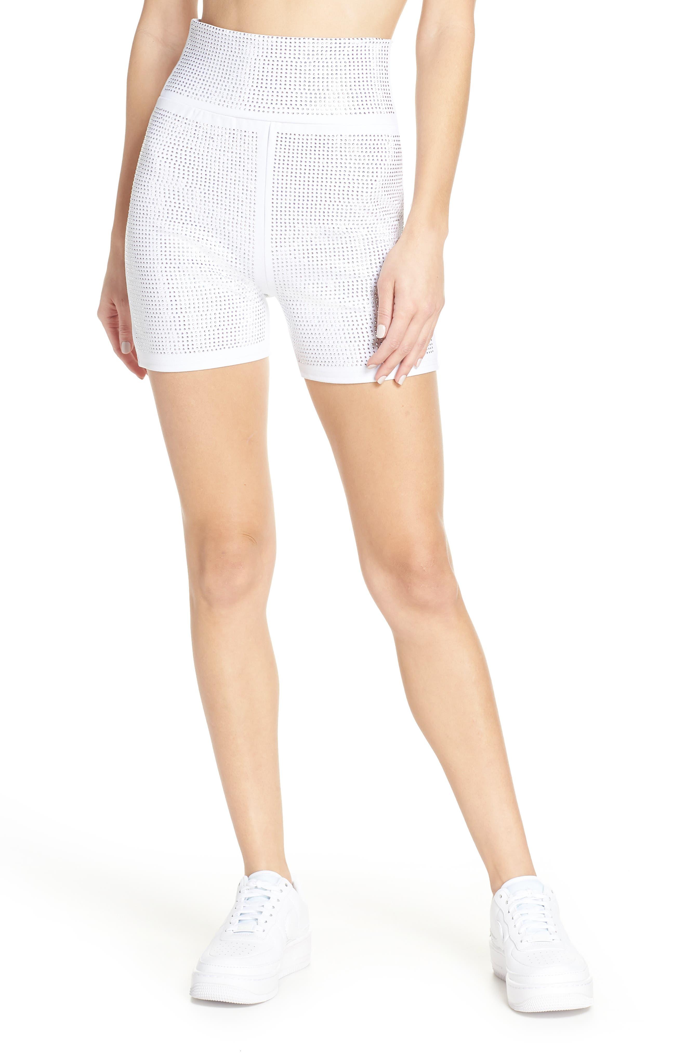 I.AM.GIA I.Am. Gia Aurora Shorts in White