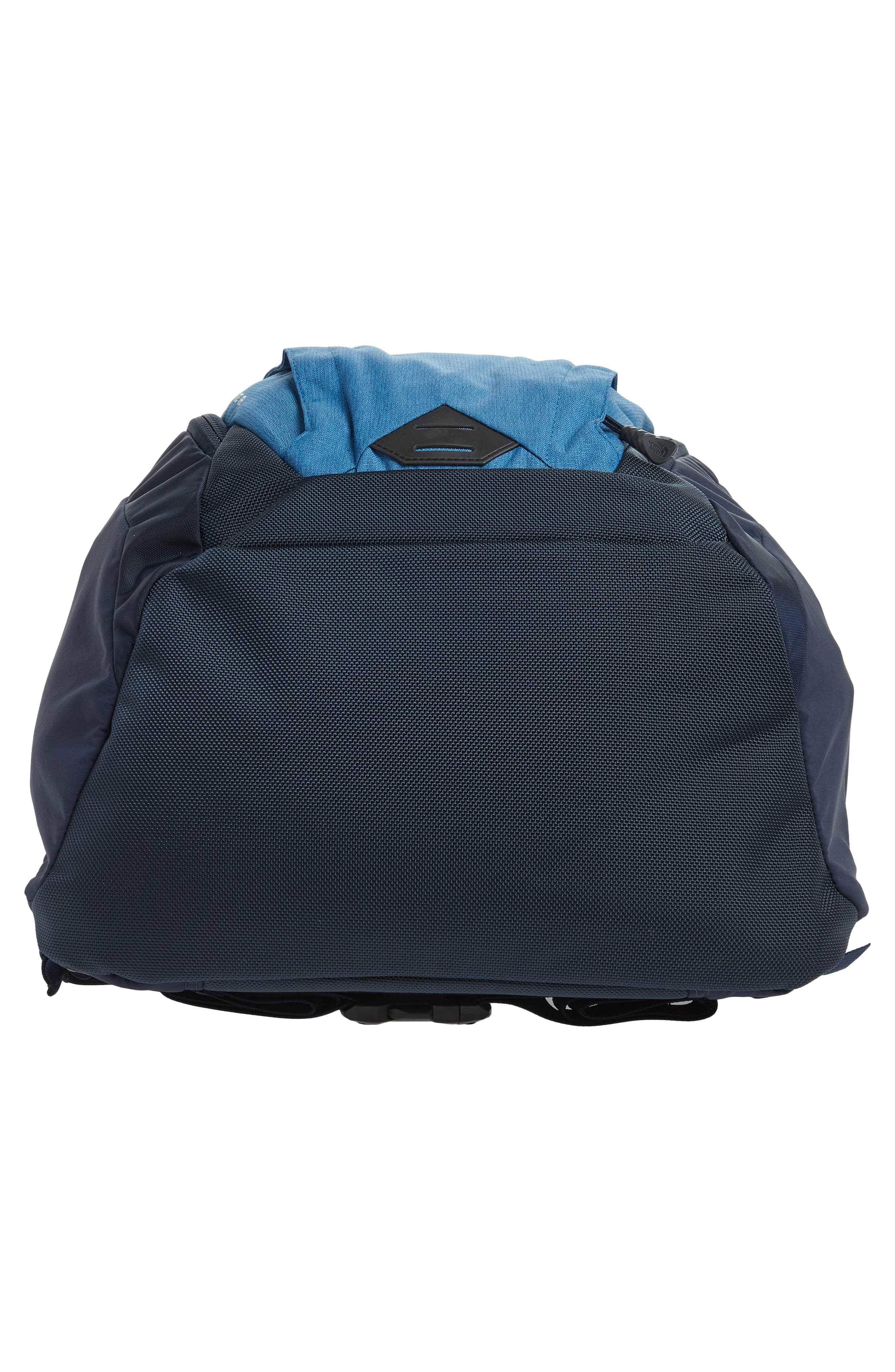THE NORTH FACE,                             Router Backpack,                             Alternate thumbnail 6, color,                             DISH BLUE HEATHER/ URBAN NAVY