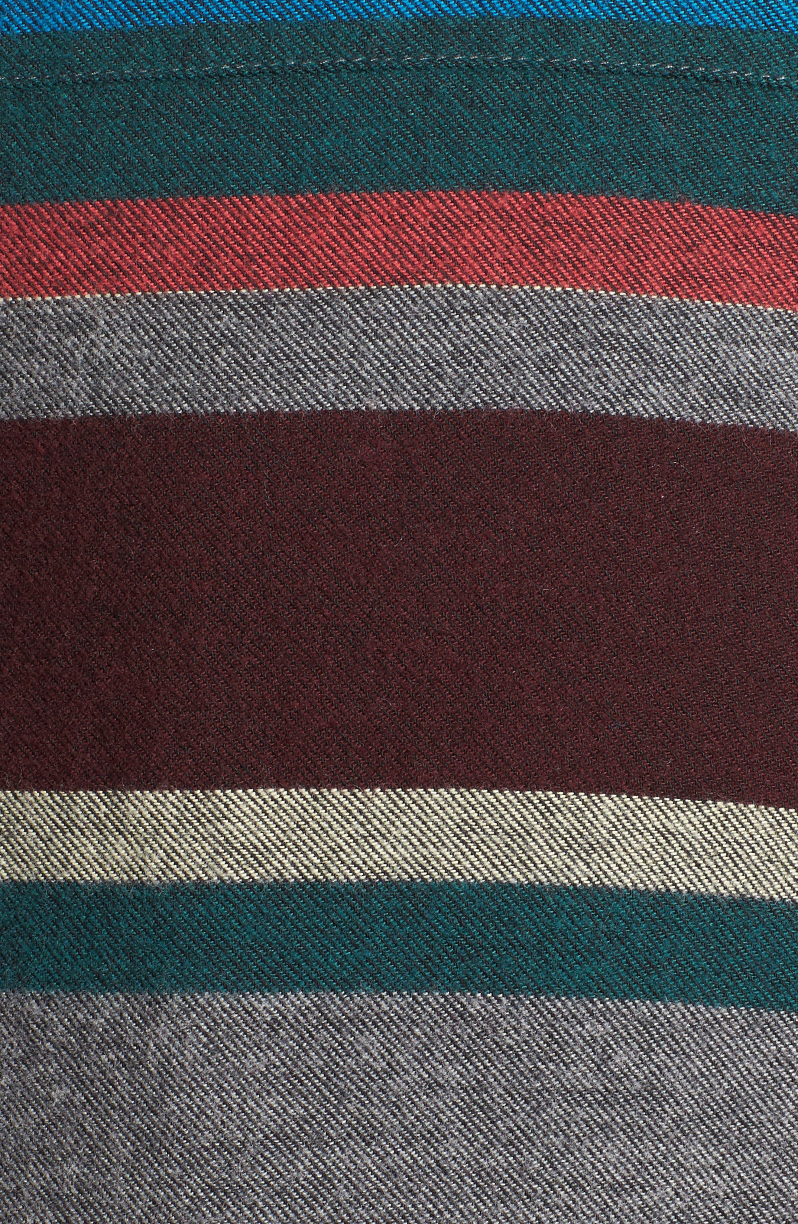 Arcot Woven Shirt,                             Alternate thumbnail 5, color,                             020