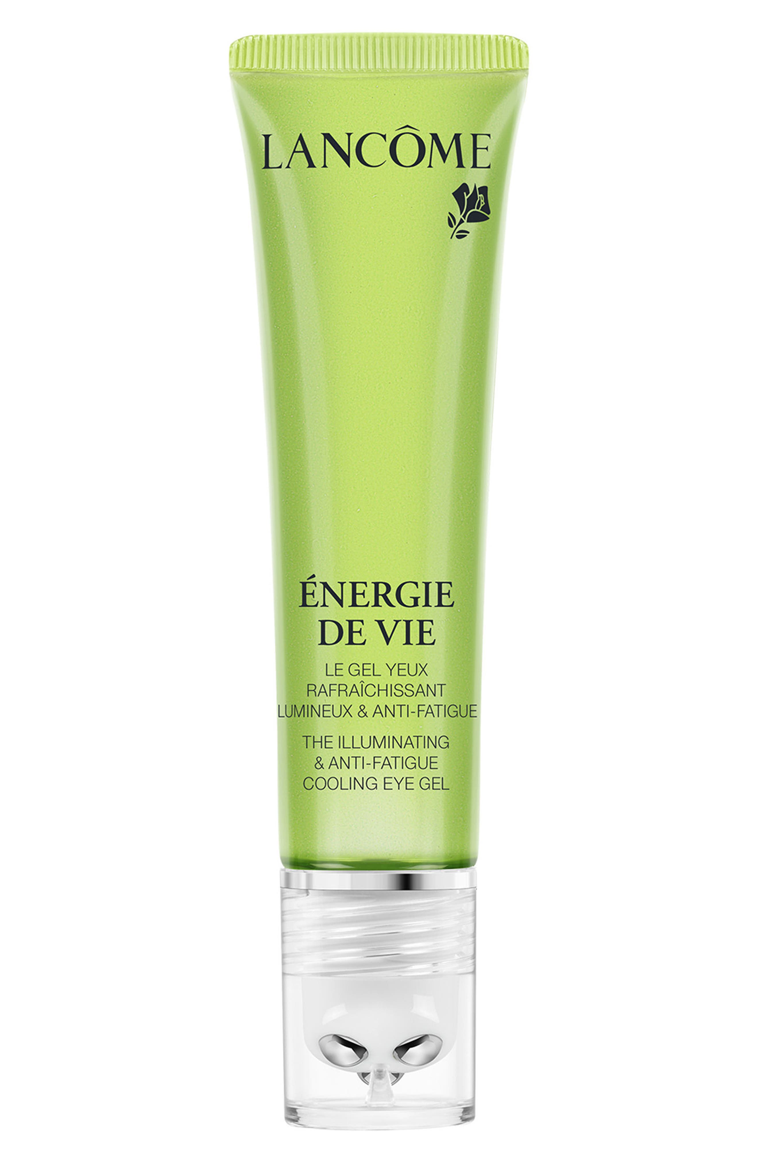 Energie de Vie The Illuminating & Anti-Fatigue Cooling Eye Gel,                             Main thumbnail 1, color,                             NO COLOR