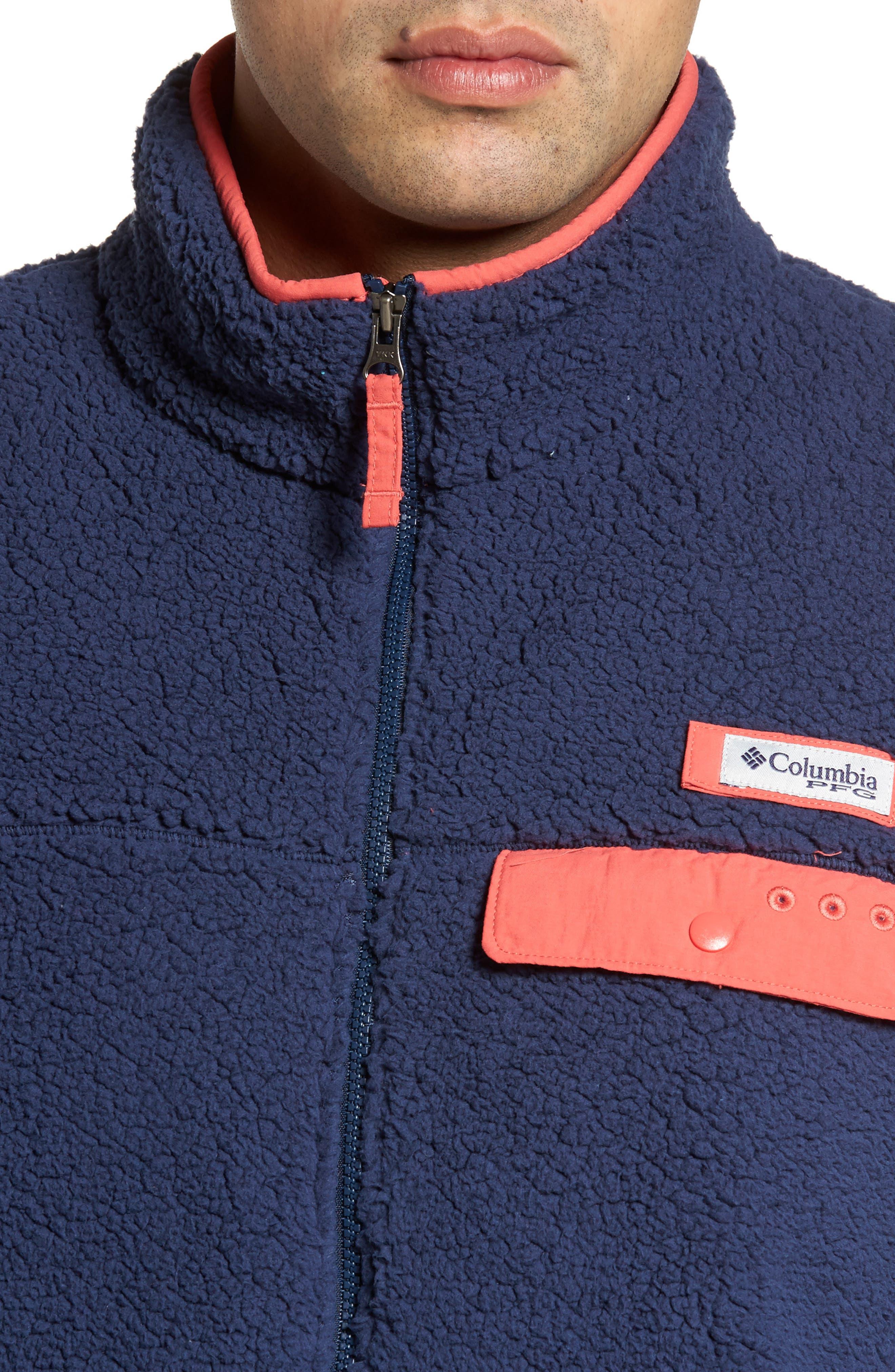 Harborside Fleece Jacket,                             Alternate thumbnail 19, color,