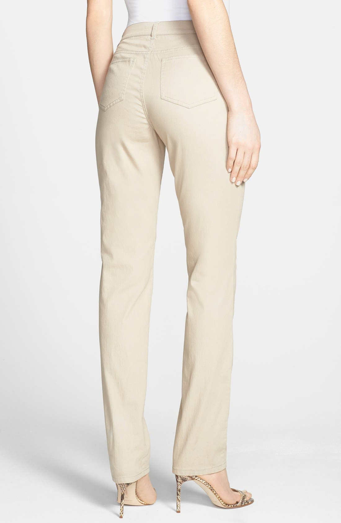 'Primo Denim' Curvy Fit Slim Leg Jeans,                             Alternate thumbnail 13, color,