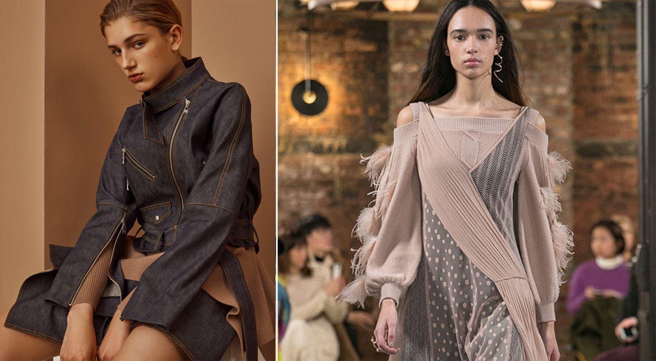 ADEAM designer clothing.