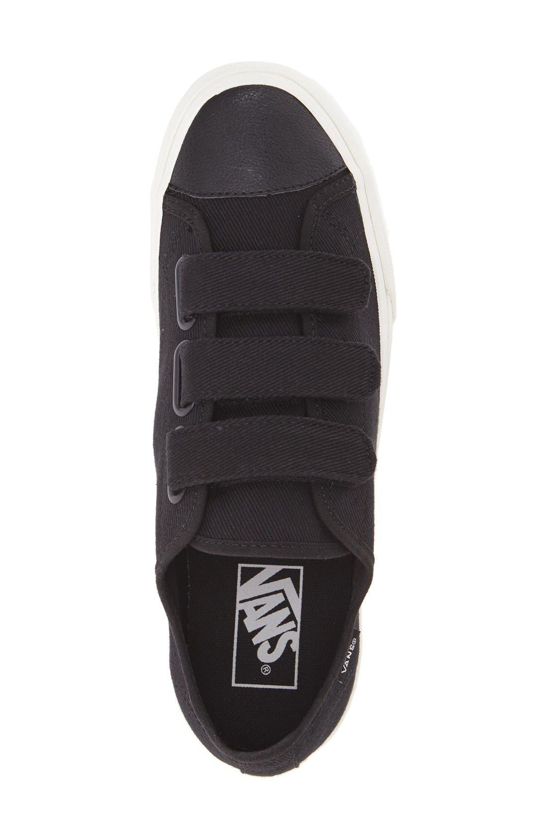 'Prison Issue' Sneaker,                             Alternate thumbnail 3, color,                             001
