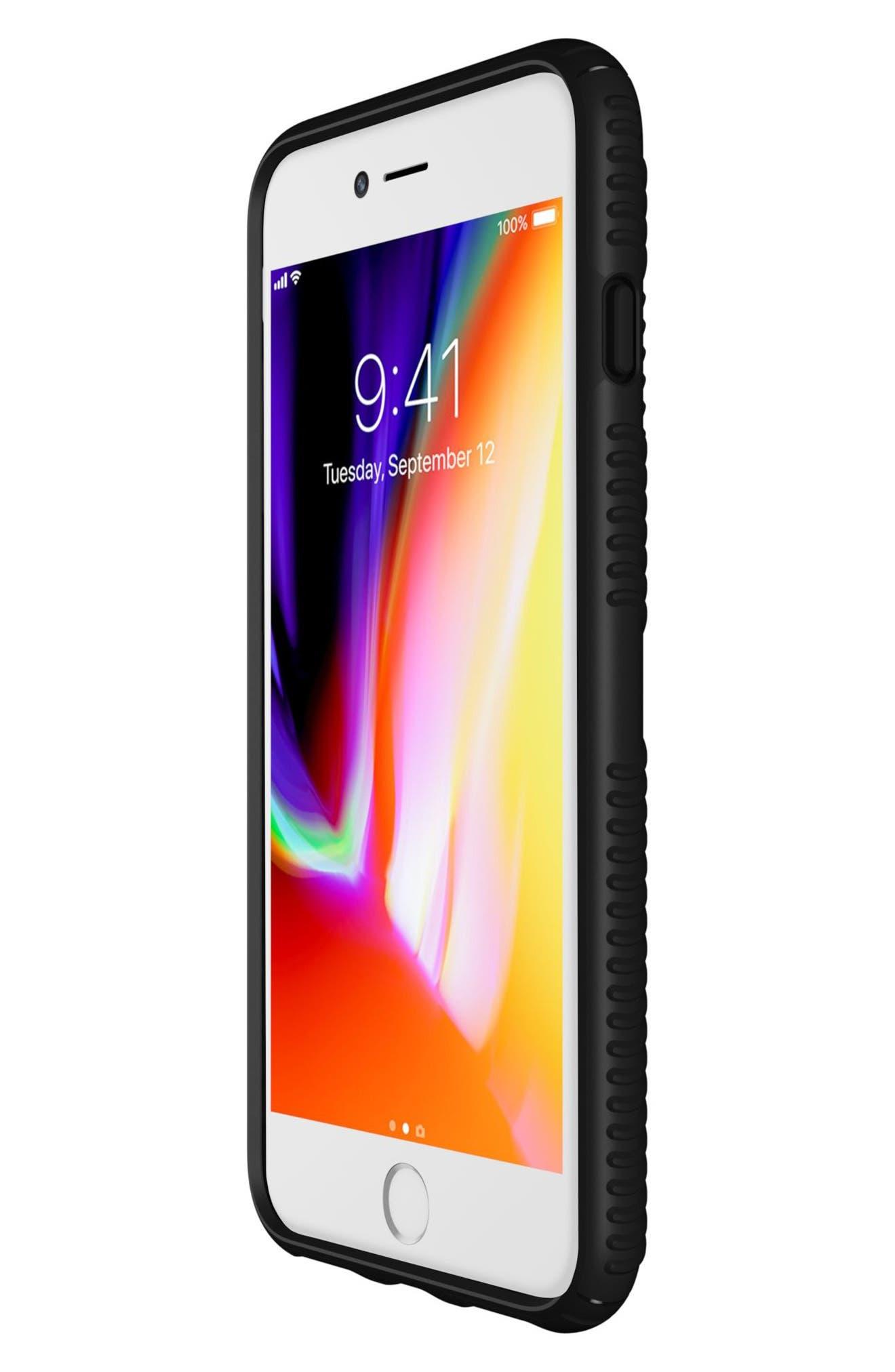SPECK,                             Grip iPhone 6/6s/7/8 Plus Case,                             Alternate thumbnail 3, color,                             001
