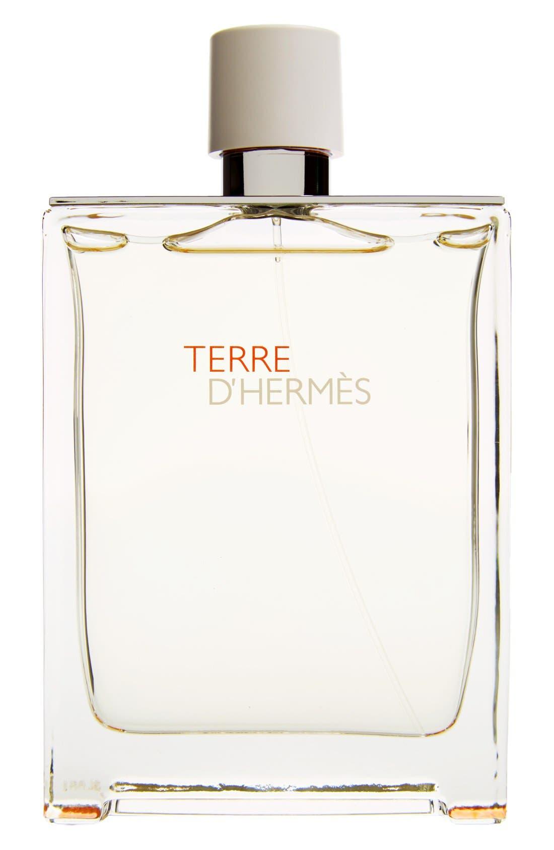 Terre d'Hermès - Eau très fraîche eau de toilette,                             Main thumbnail 1, color,                             NO COLOR