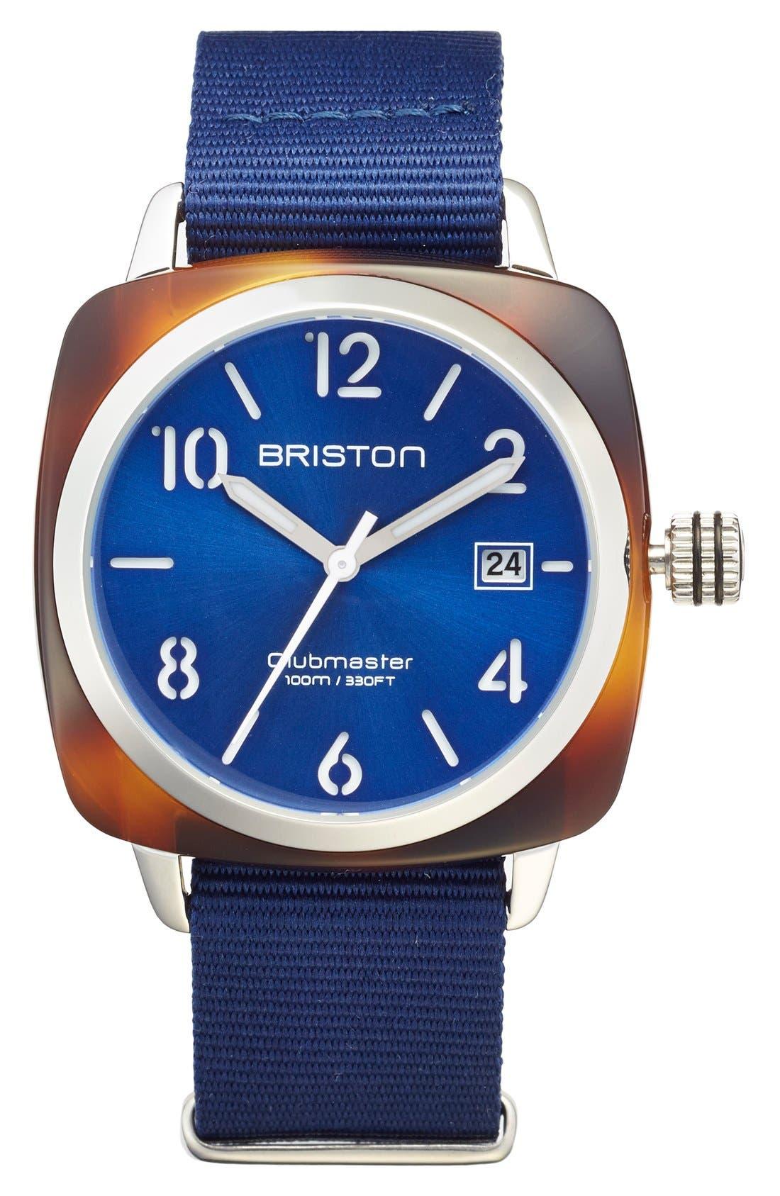 NATO Strap Watch, 40mm,                             Main thumbnail 1, color,                             400