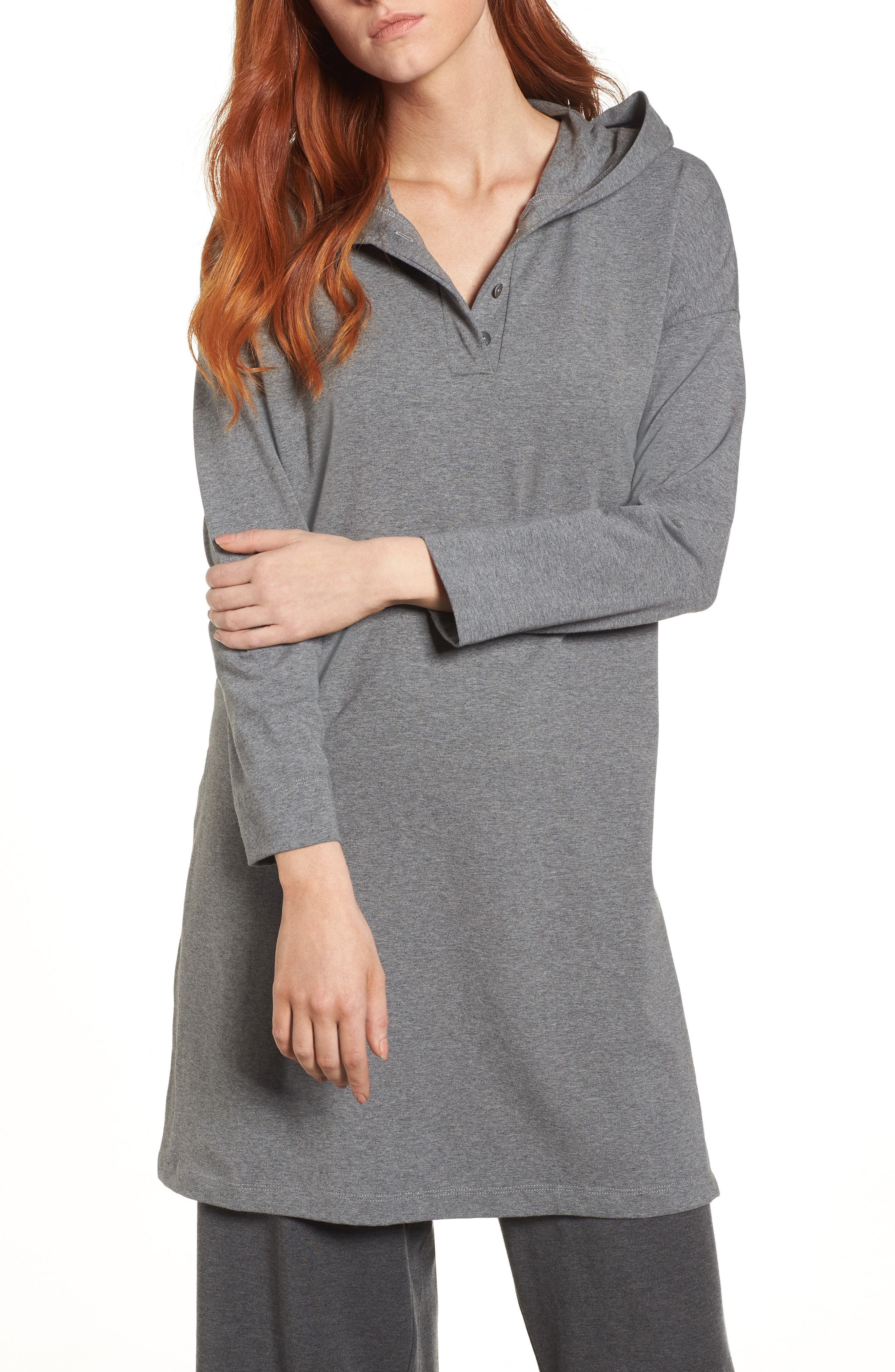 Hooded Tunic,                         Main,                         color, 020