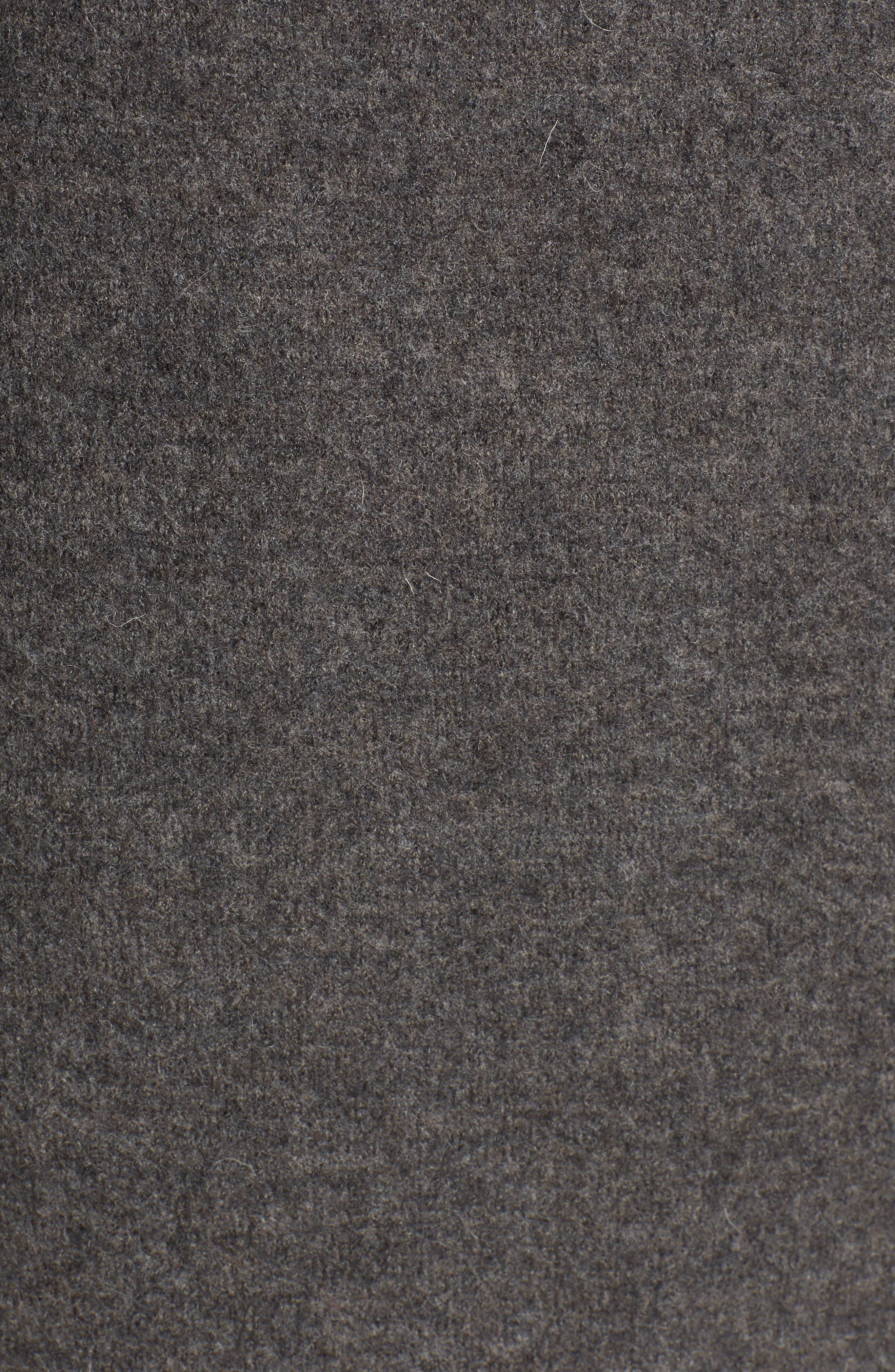 Boiled Wool Jacket,                             Alternate thumbnail 6, color,                             210