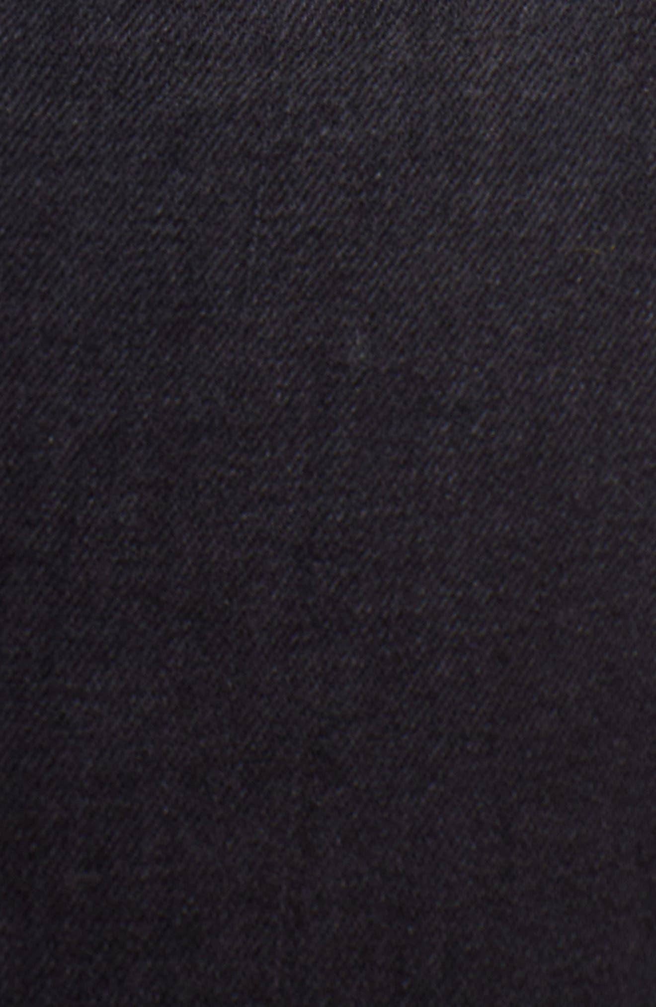 Le High Skinny Jeans,                             Alternate thumbnail 6, color,                             NIGHTFALL