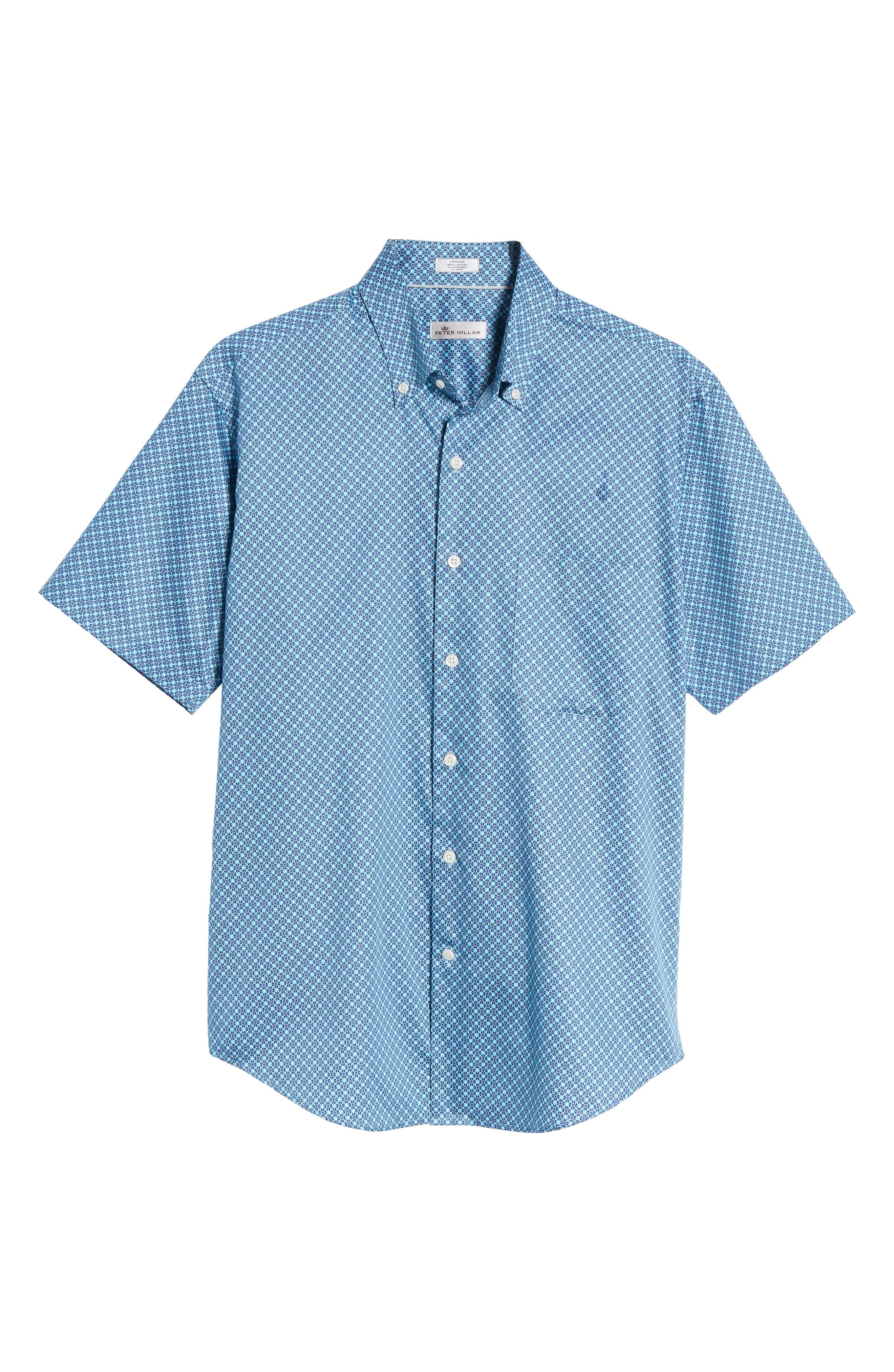Get Kracken Sport Shirt,                             Alternate thumbnail 6, color,                             424