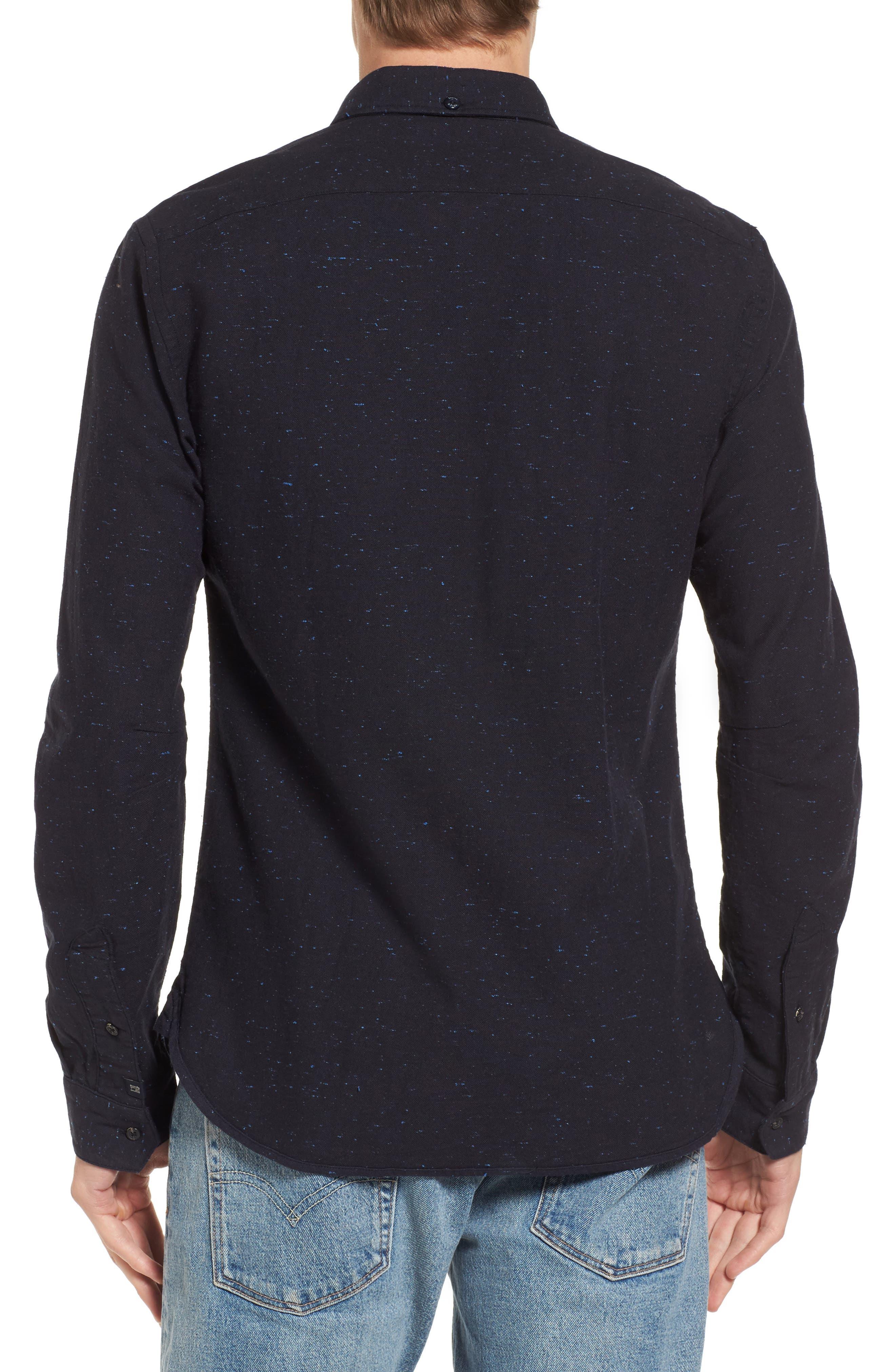 Chambray Shirt,                             Alternate thumbnail 3, color,