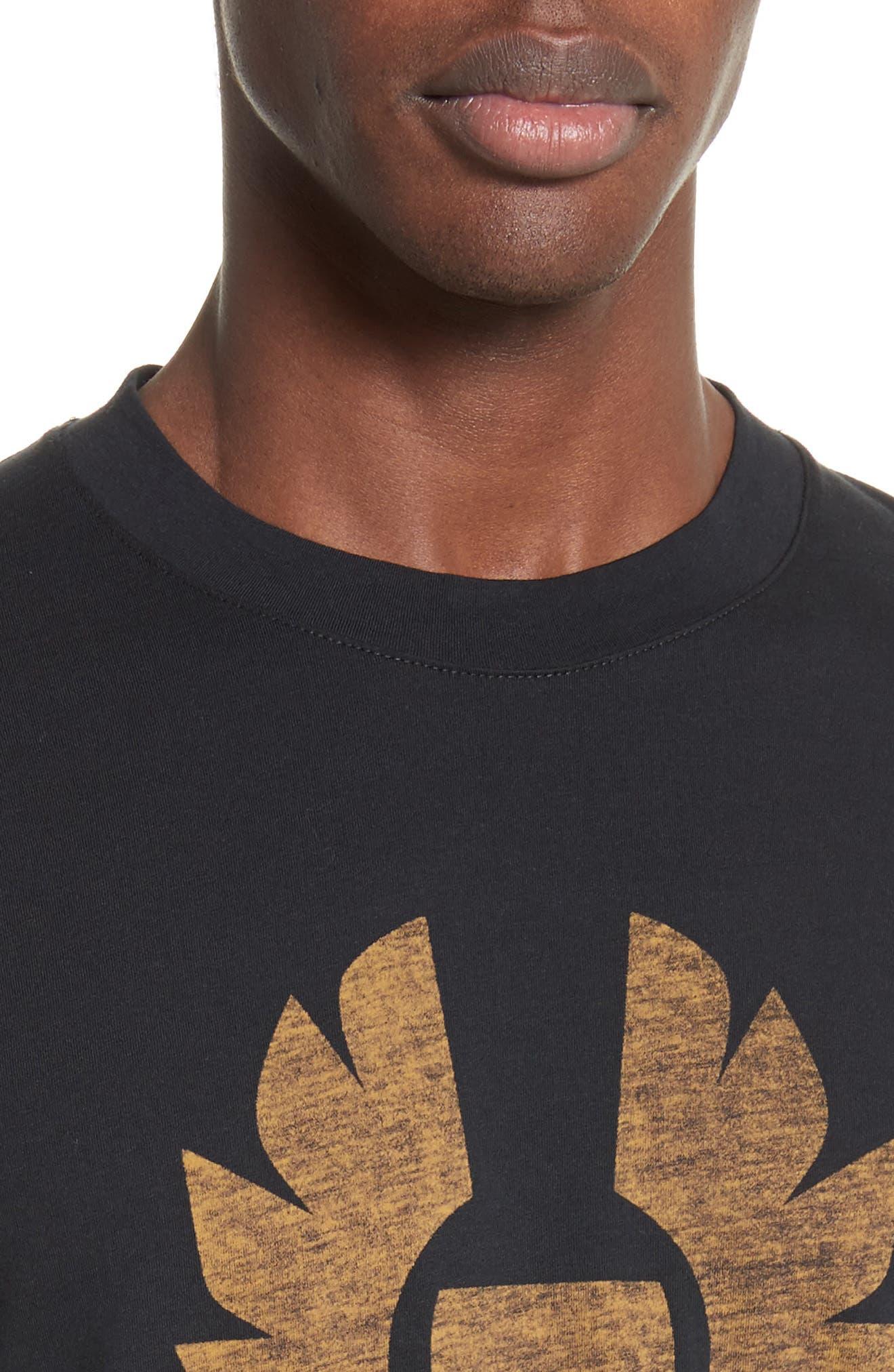 Coteland Graphic T-Shirt,                             Alternate thumbnail 4, color,                             001