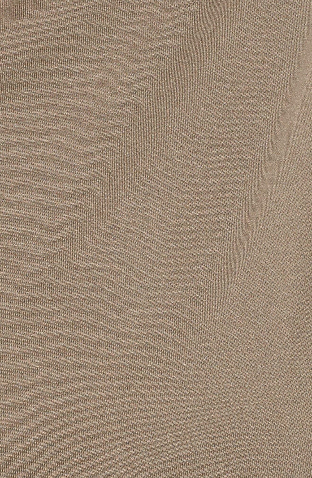 Tangy Drape Neck Sleeveless Top,                             Alternate thumbnail 5, color,                             302