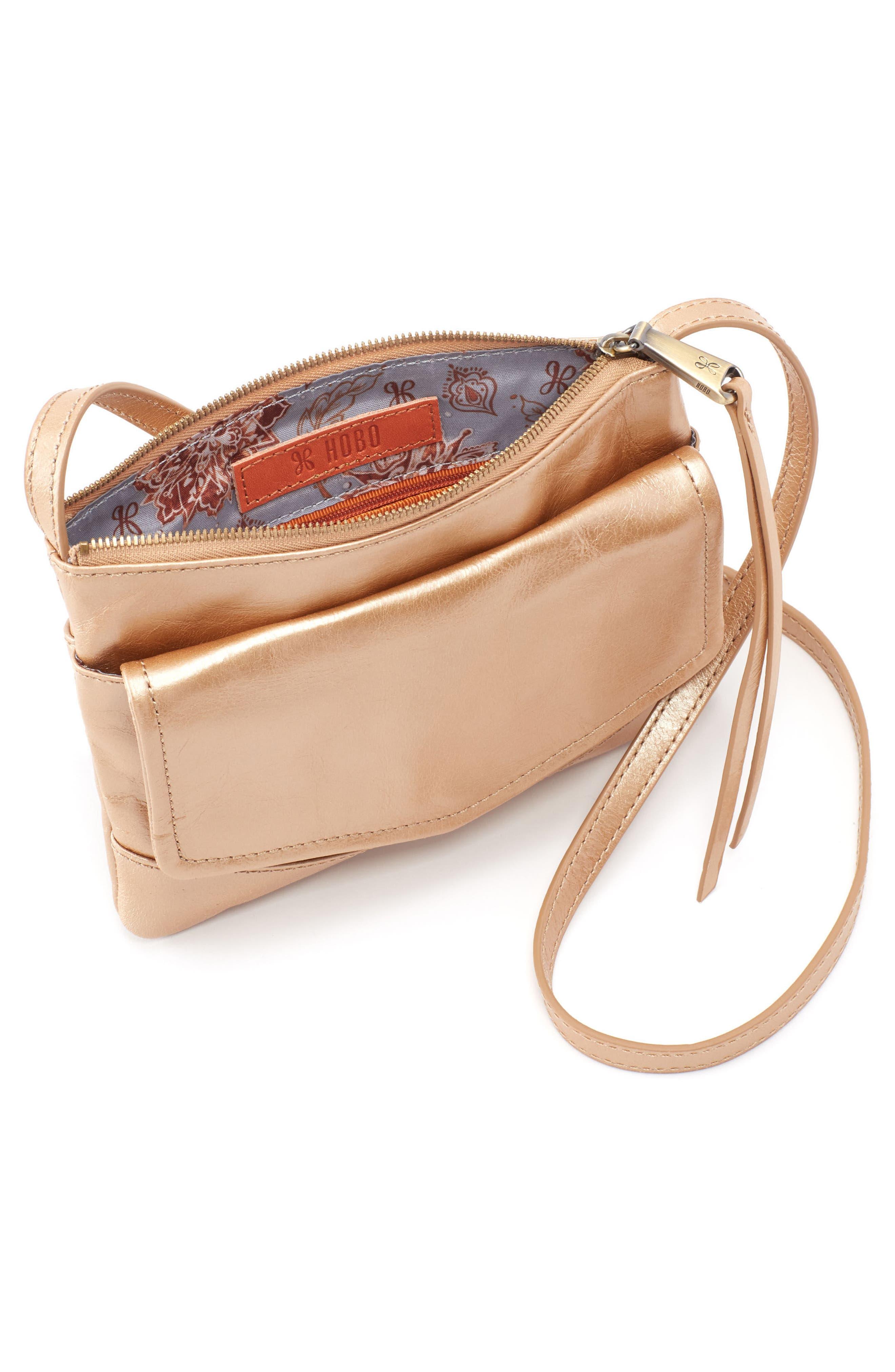 Amble Leather Crossbody Bag,                             Alternate thumbnail 27, color,